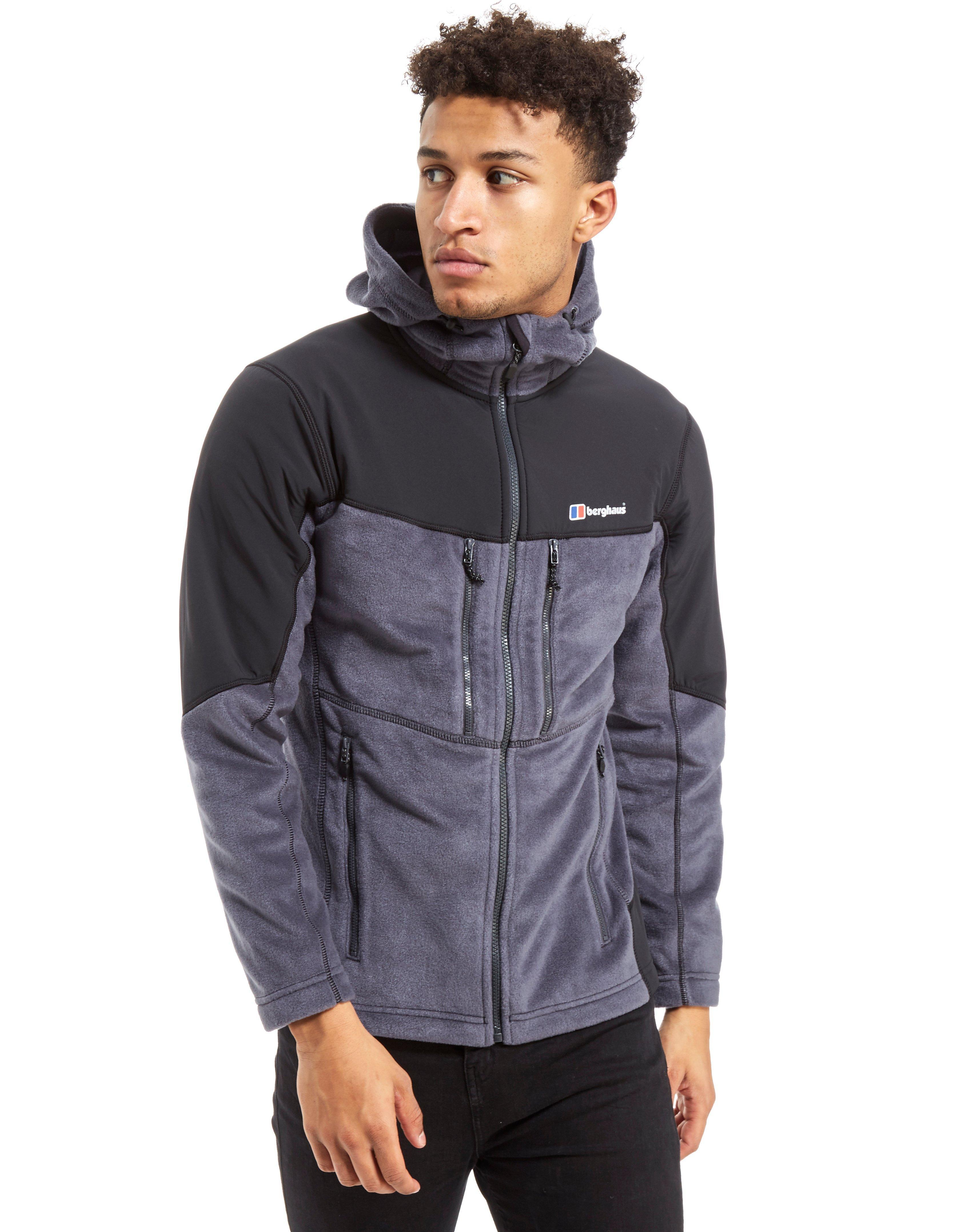 4e230a95b00 Berghaus Gray Activity Guide Fleece for men