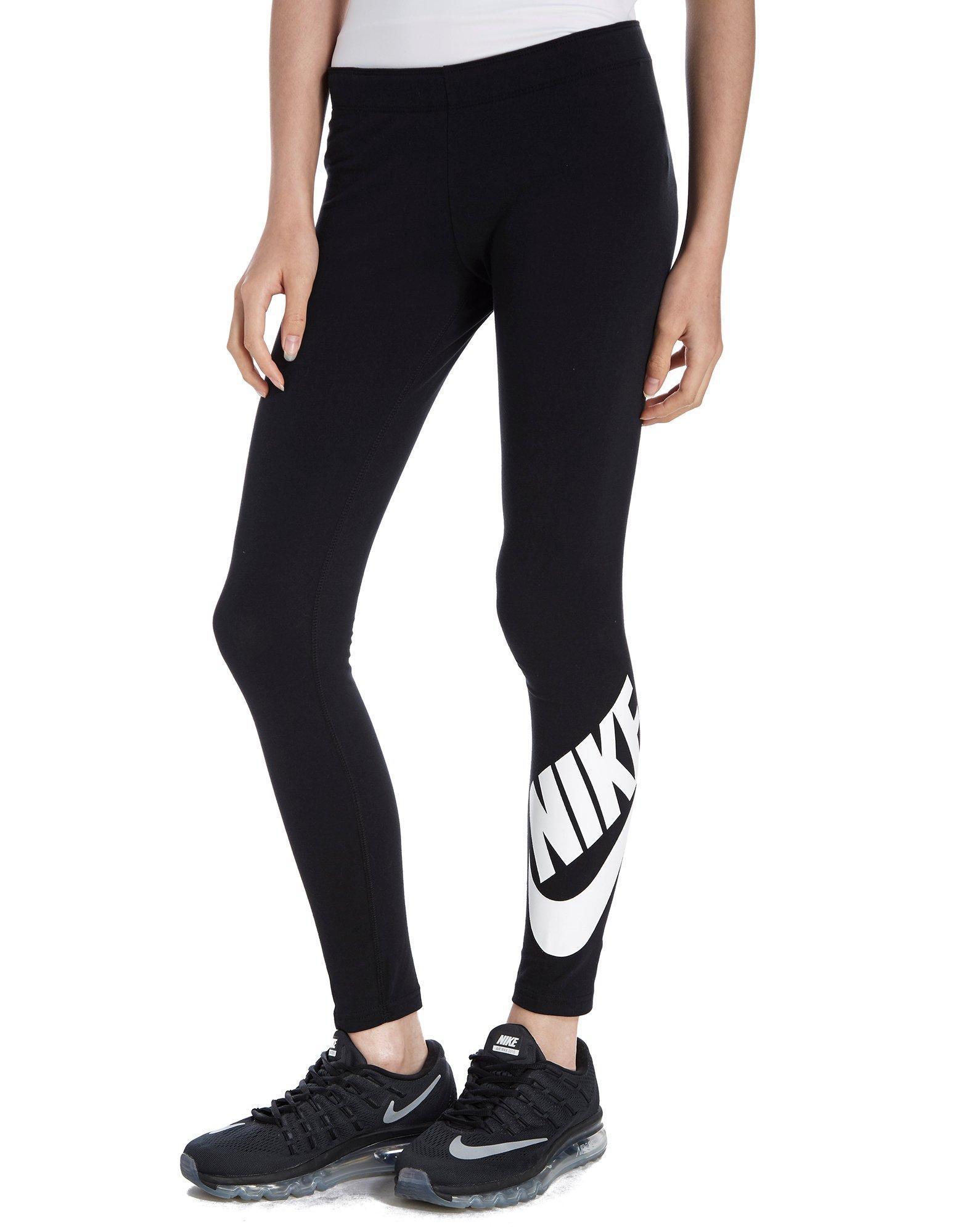 leggings donna fitness nike capri