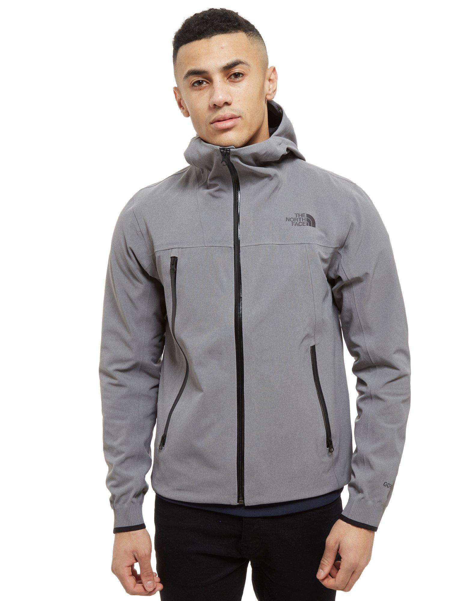dedcdc448 The North Face Gray Apex Flex Gtx City Jacket for men