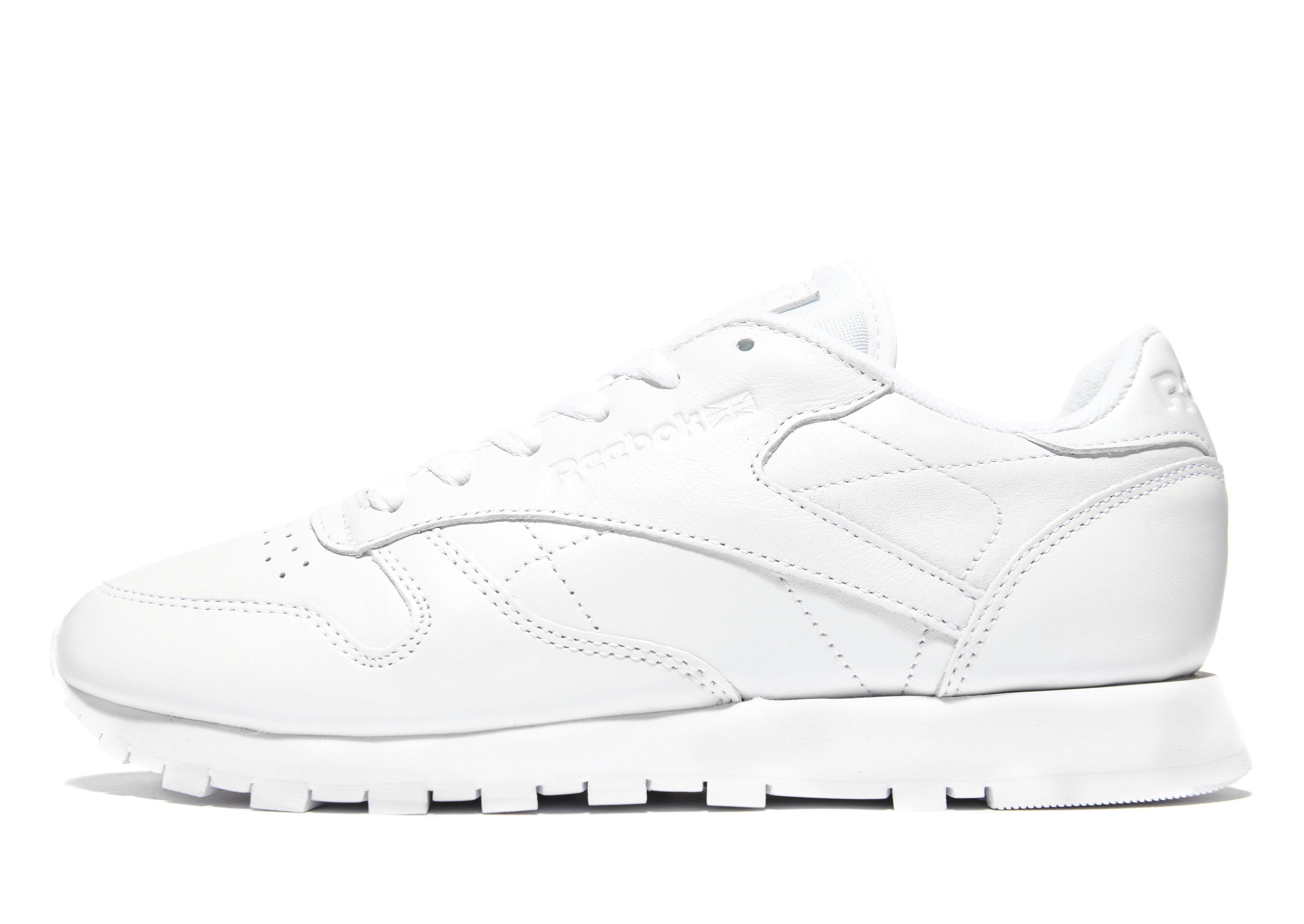 Reebok Classic Leather Pearlised in White for Men - Lyst 625ad138a