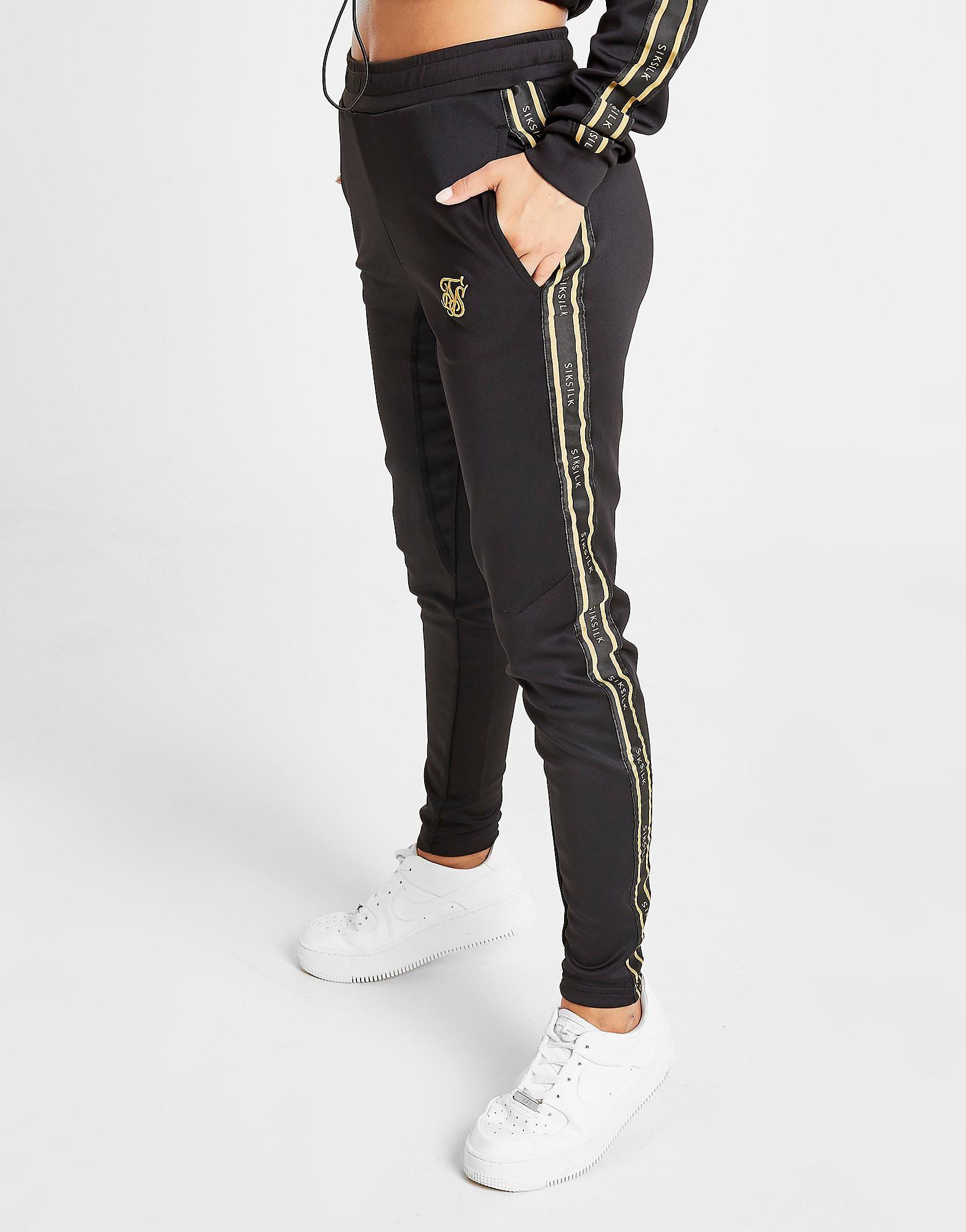 Pantalón de chándal SIKSILK de color Negro