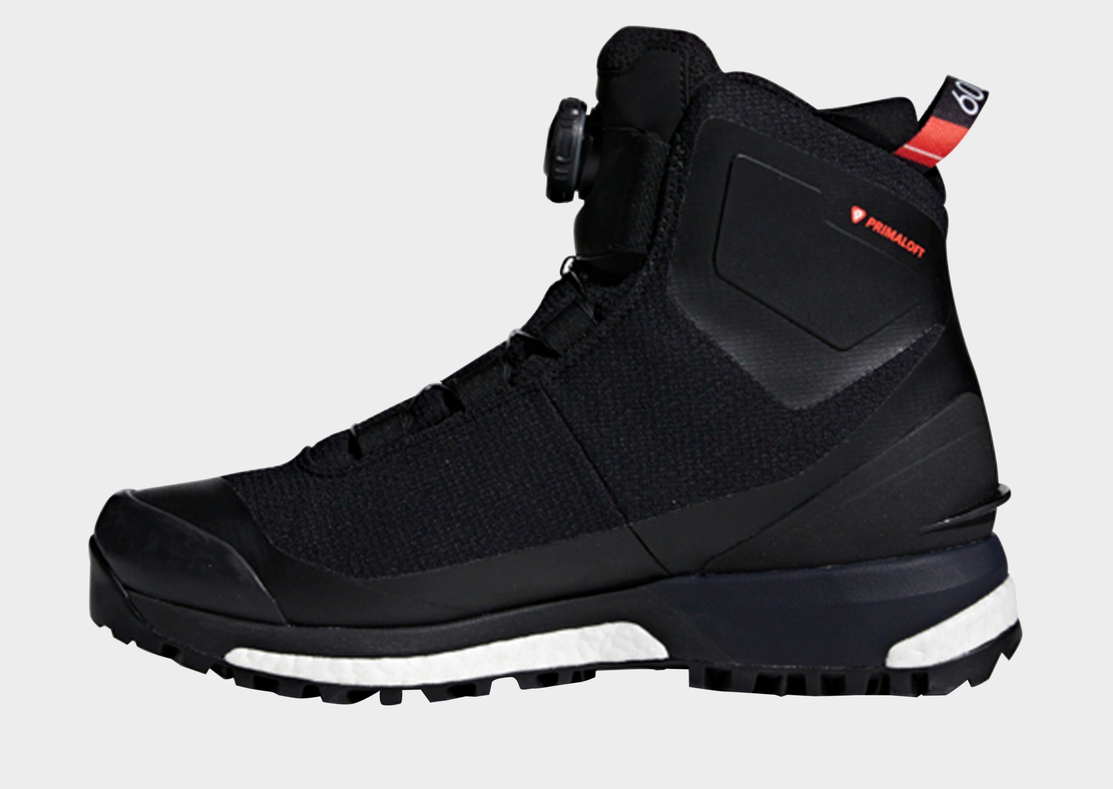2ab2d00e9b4 Adidas Black Terrex Conrax Climaheat Boa Shoes for men