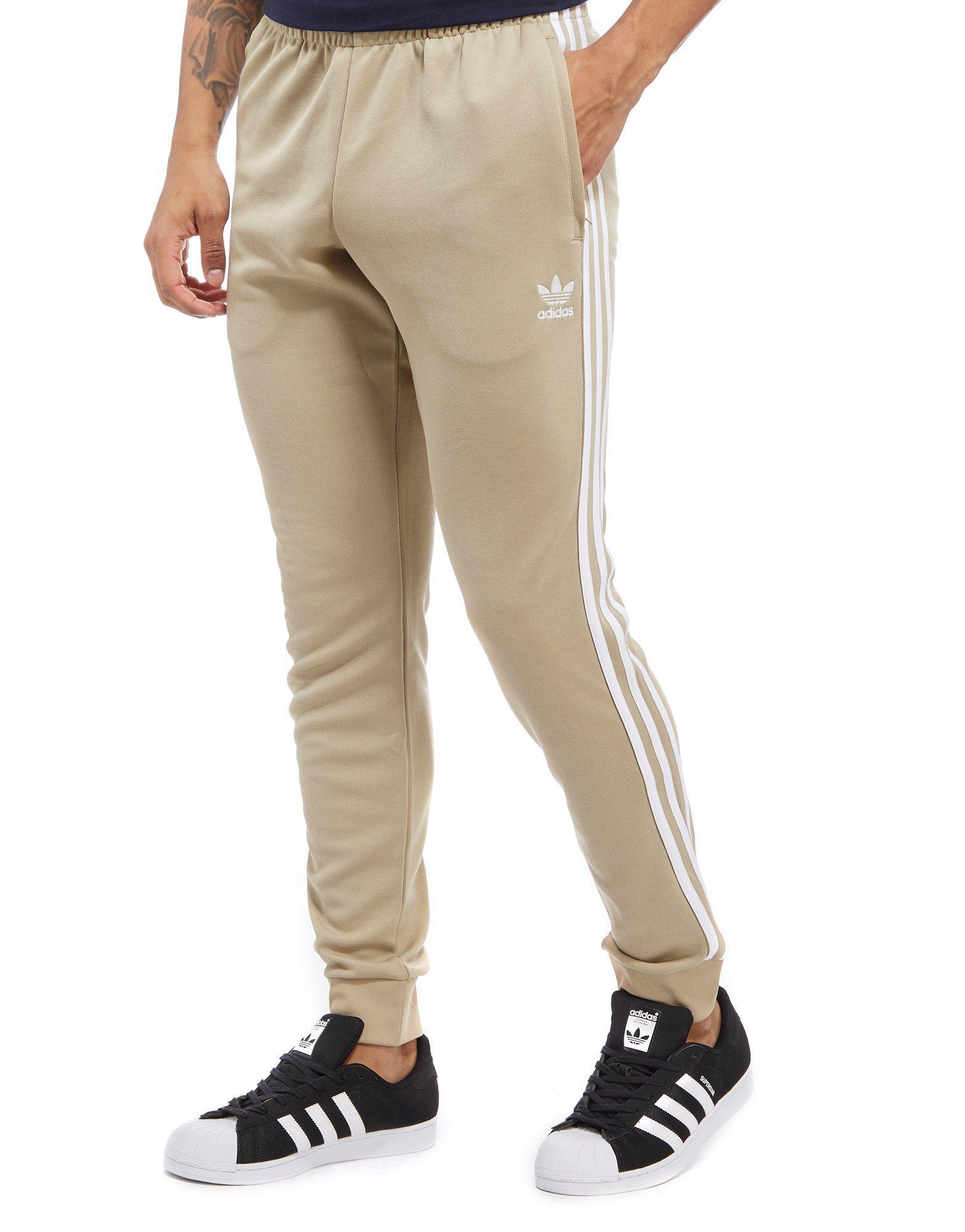 adidas pants khaki