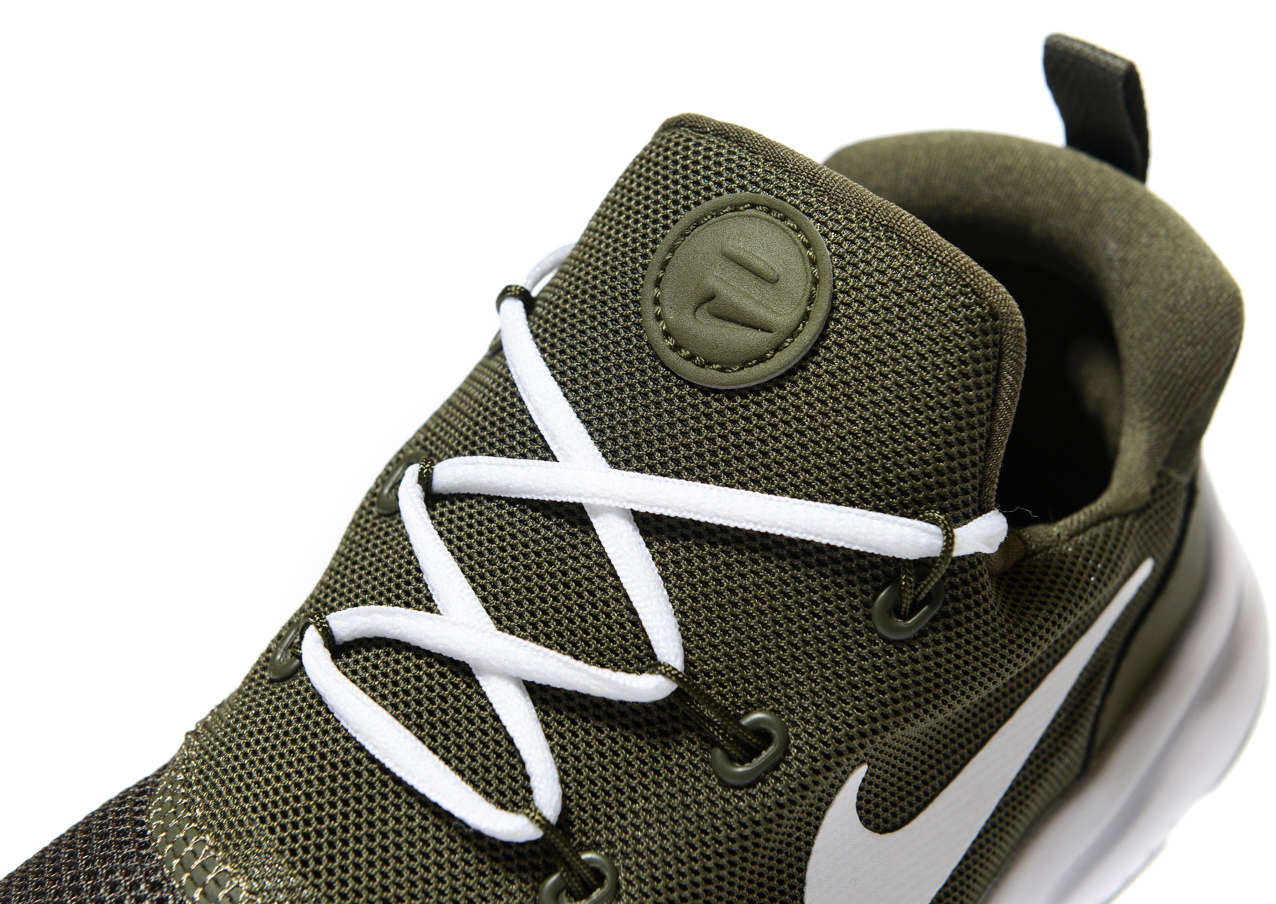 0ecbe15f097b7 Lyst - Nike Presto Fly Children in Green for Men