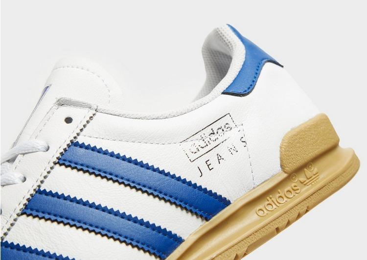adidas Originals Denim Jeans Leather in