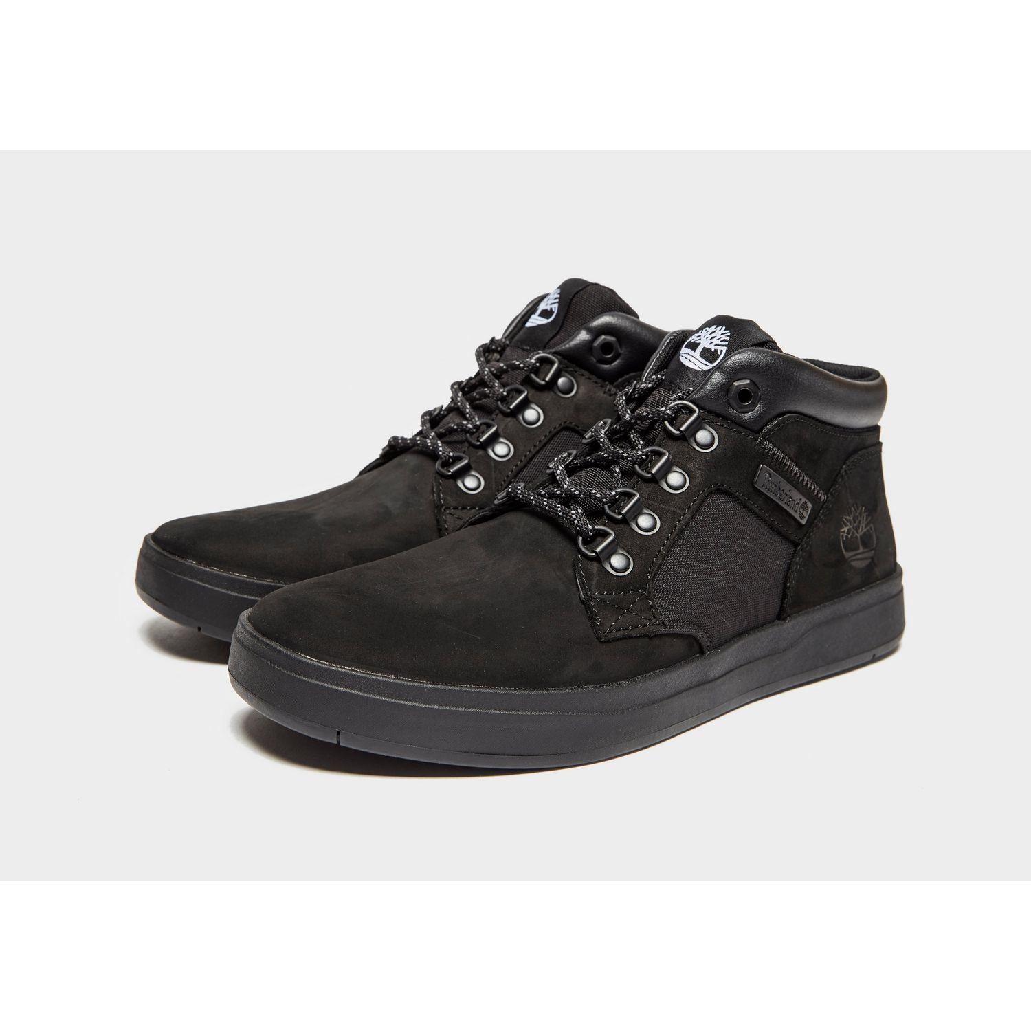 Escuchando Relajante Diversidad  Timberland Leather Statsberg Field in Black for Men - Lyst