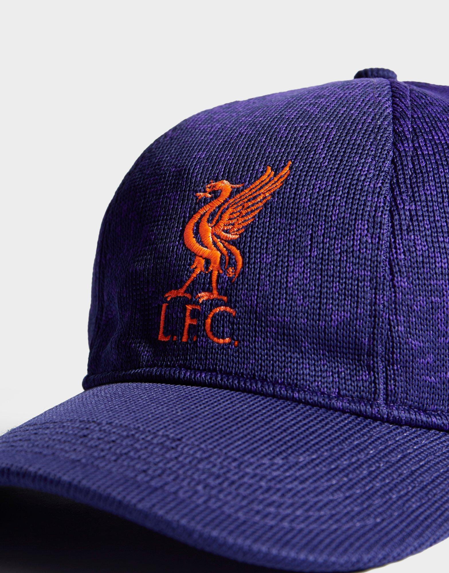 4d068c4e0e5 Lyst - New Balance Liverpool Fc Klopp Cap in Purple