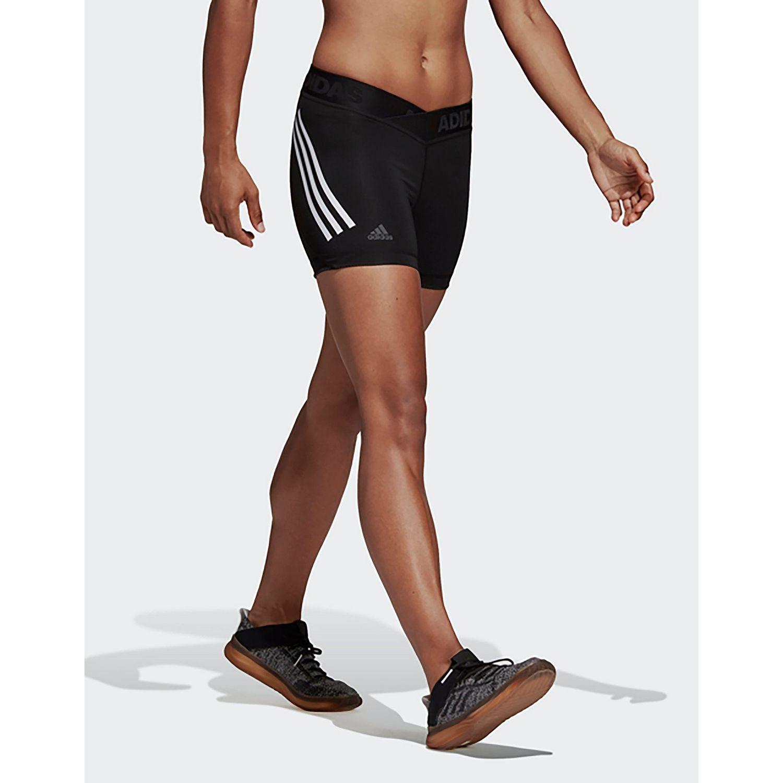 38379fd77 Adidas - Black Alphaskin Sport 3-stripes Short Tights for Men - Lyst. View  fullscreen