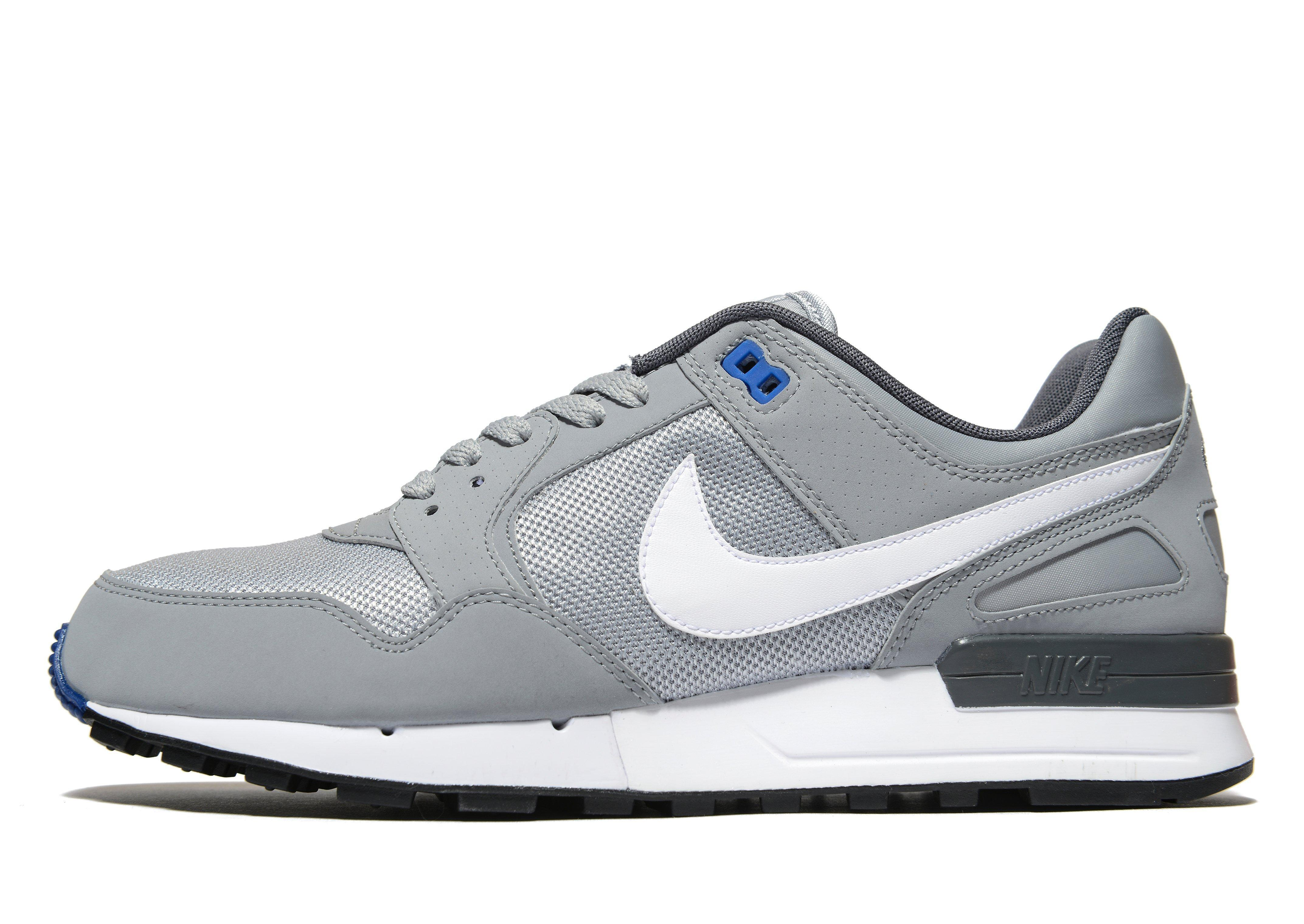 lyst nike pegasus 89 in gray for men. Black Bedroom Furniture Sets. Home Design Ideas