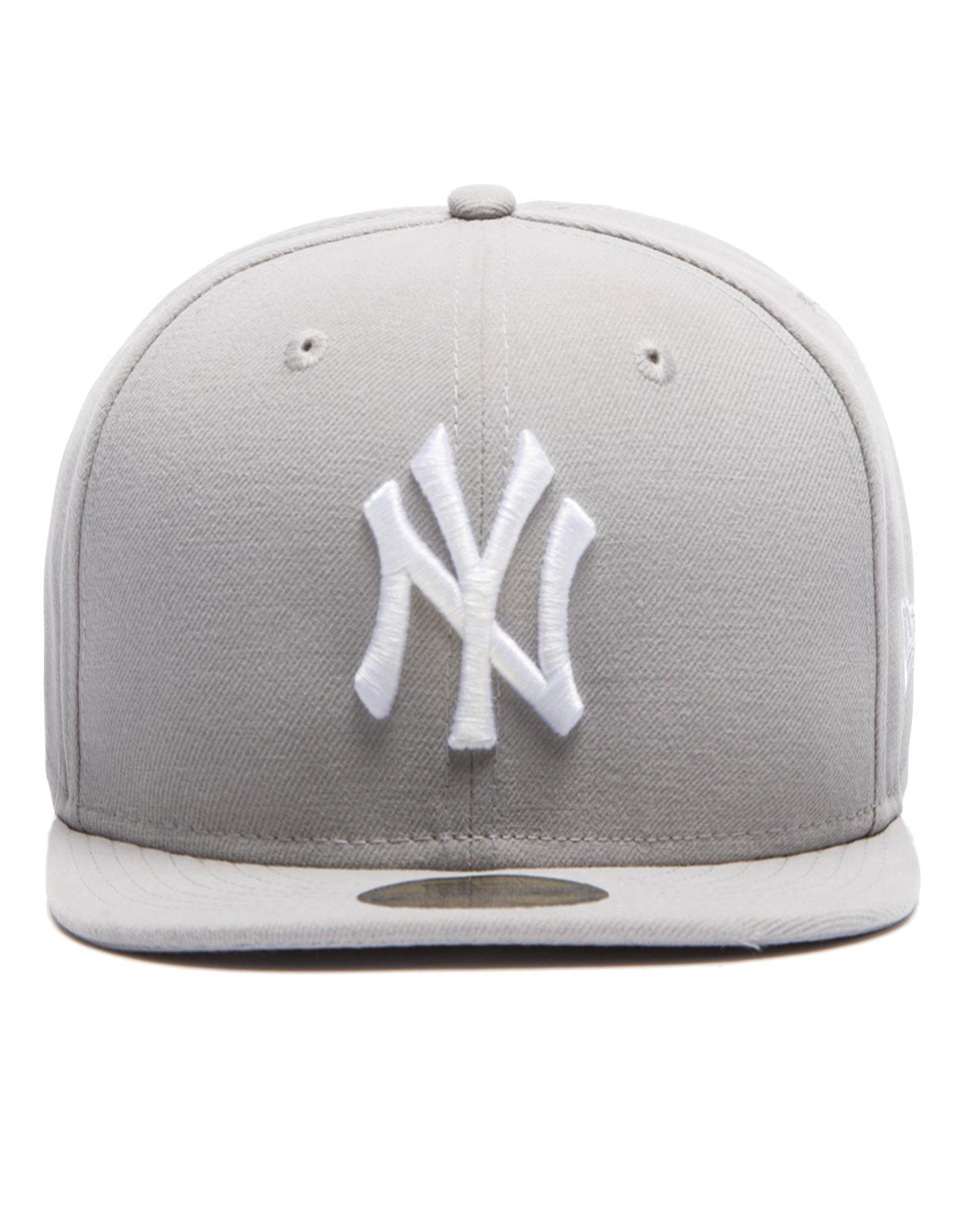 523e561e114 Lyst - Ktz Mlb New York Yankees 59fifty Fitted Cap in Gray for Men