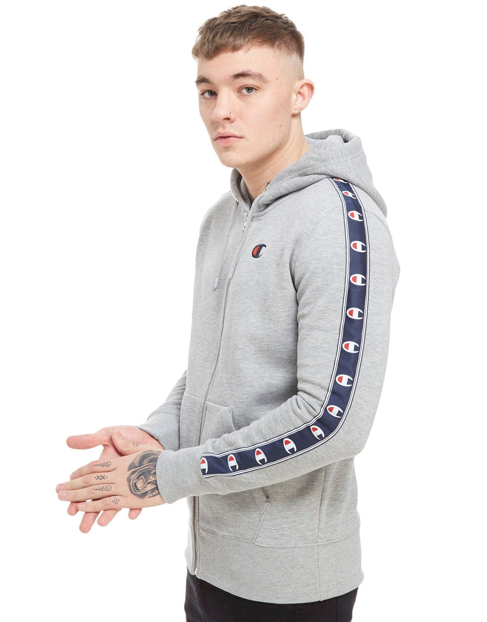558da986 Champion Full Zip Hooded Sweatshirt - DREAMWORKS