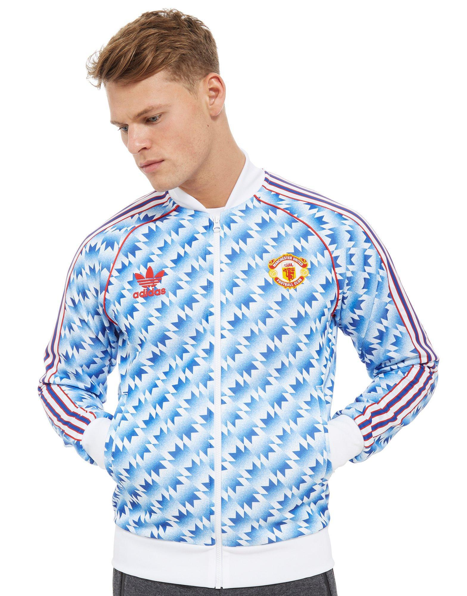 Manchester United Fc Track Top