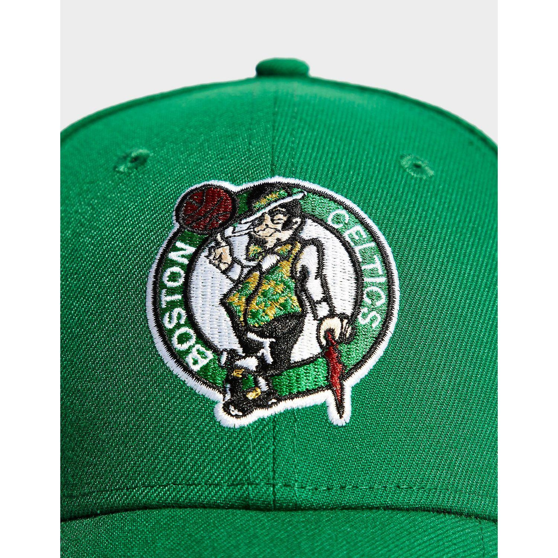 online retailer ef107 06a1b KTZ - Green Nba Boston Celtics 9forty Cap - Lyst. View fullscreen