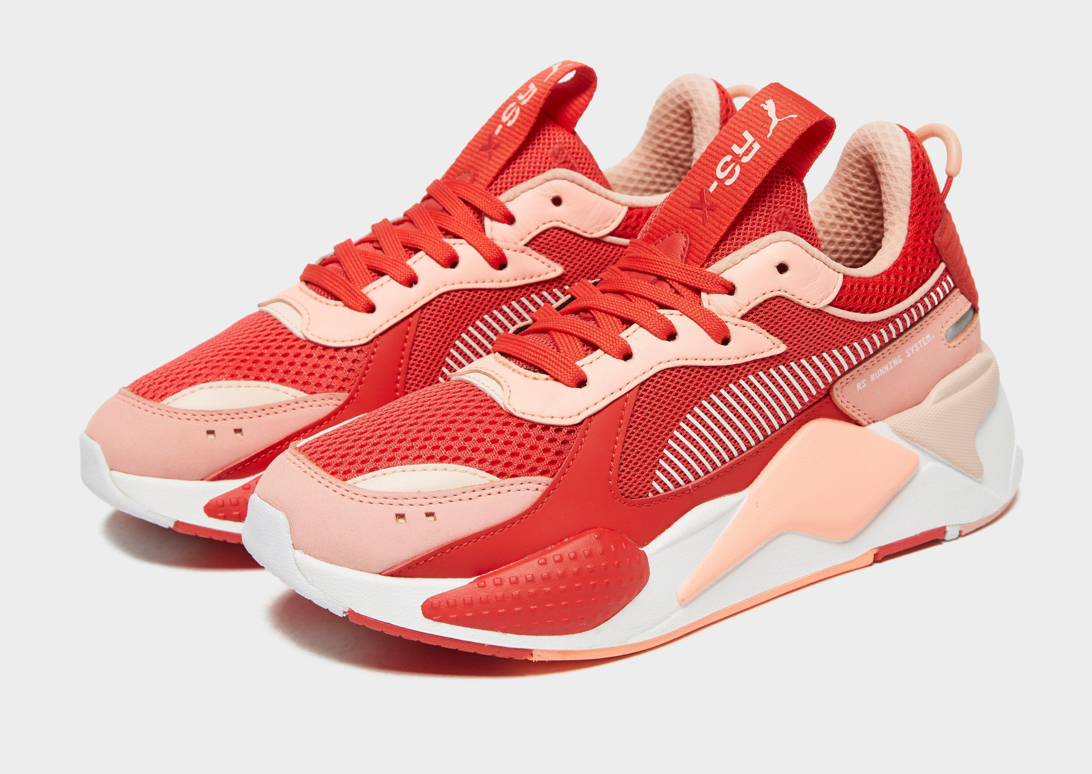 PUMA Rubber Rs-x Toys in Red/Pink (Red