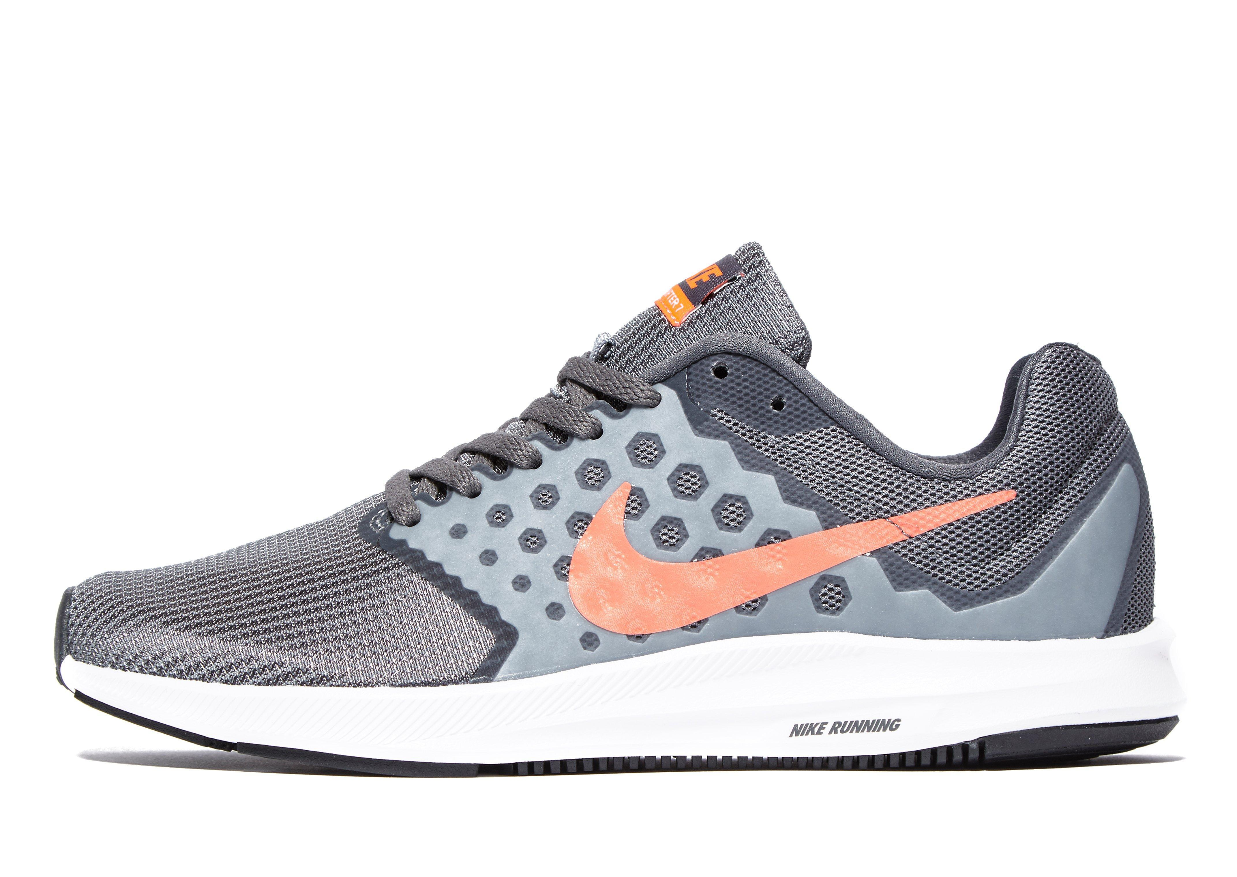 Nike Downshifter 7 in Gray for Men - Lyst d44cc6716b0