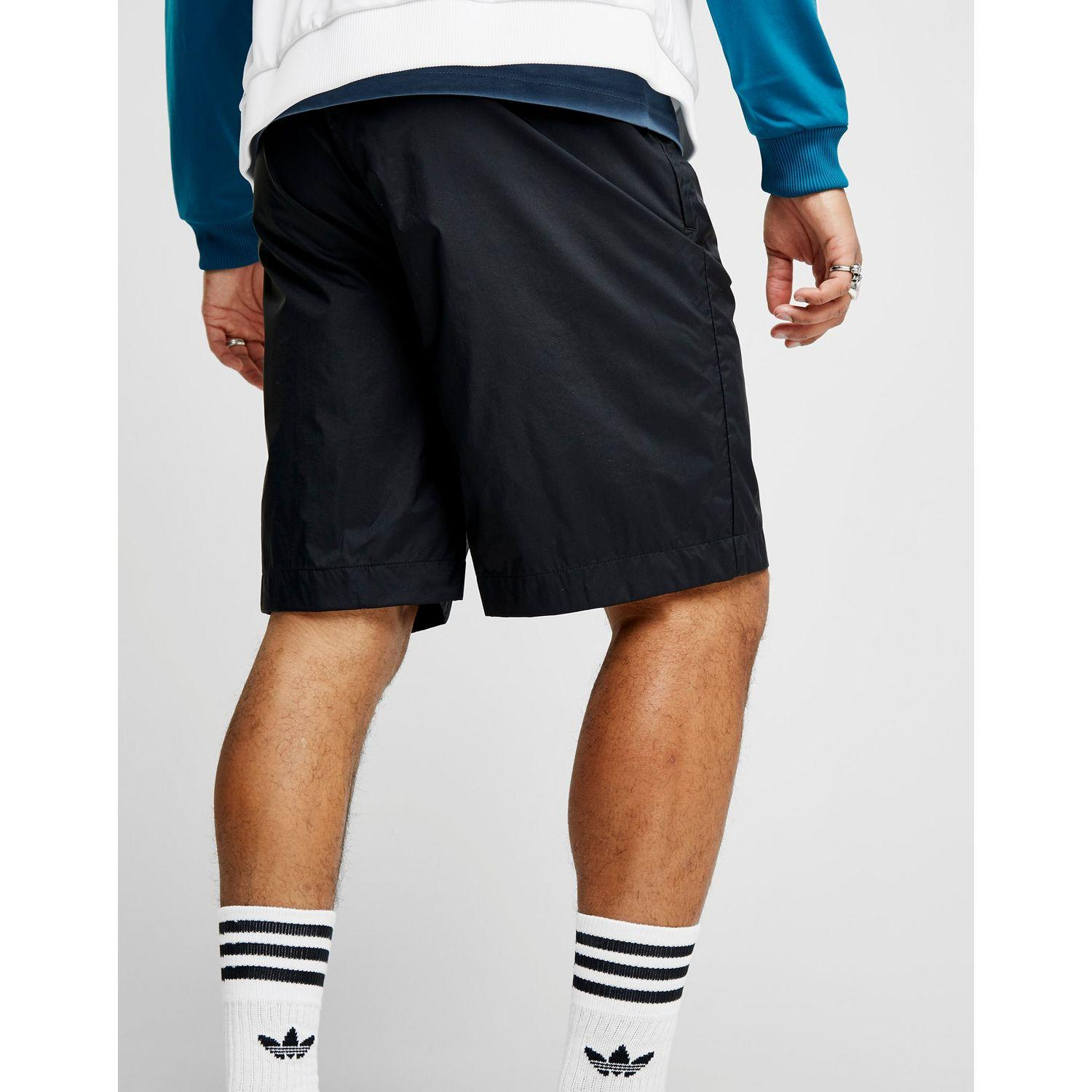 Adidas Black Nmd Woven Shorts Men's for men