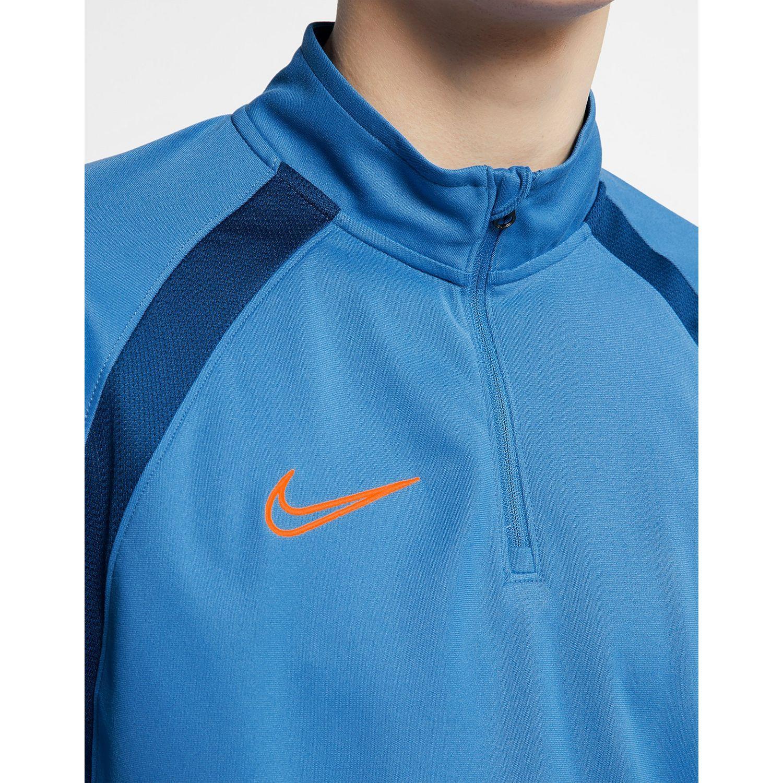 Nike Men/'s Academy Dri-fit Soccer Jersey Football T-Shirt top Blue Indigo Force