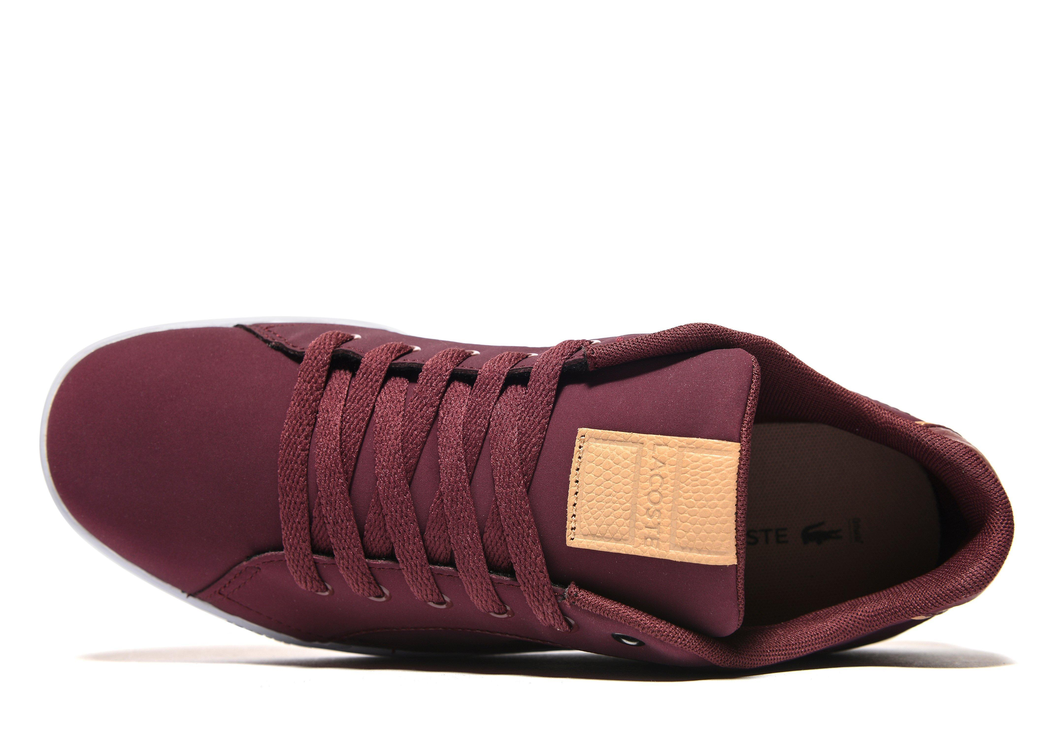 Lacoste Leather Deviation 217 in