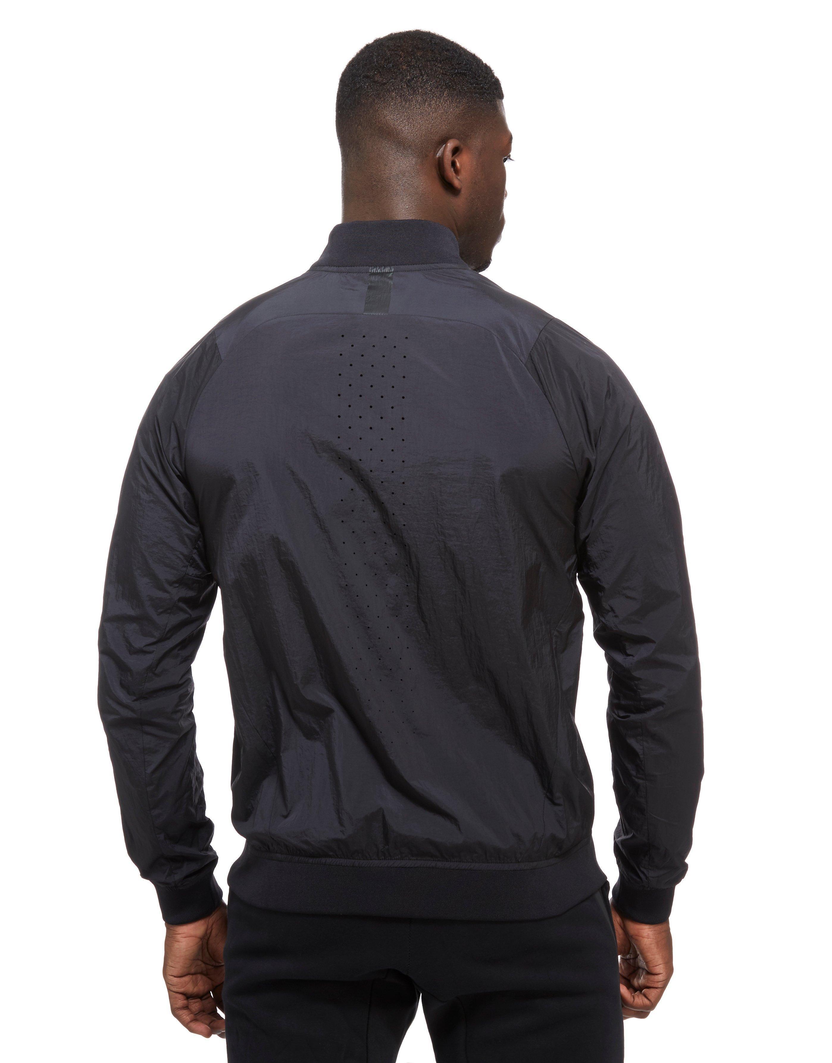 Nike Nike Sportswear tech hypermesh varsity jacket $77 Buy