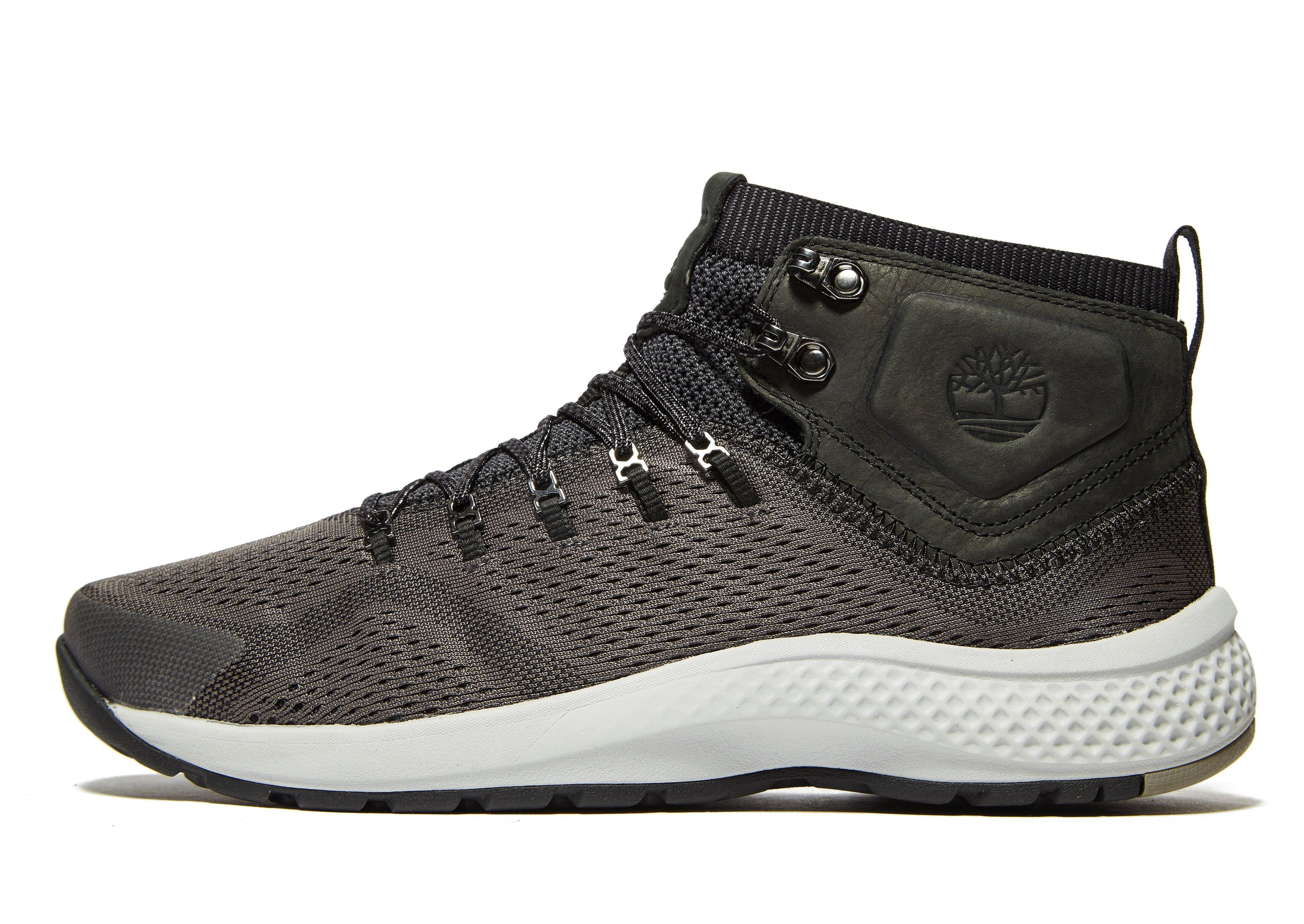 2e3d90f1c44 Timberland Flyroam Trail Mid in Black for Men - Lyst