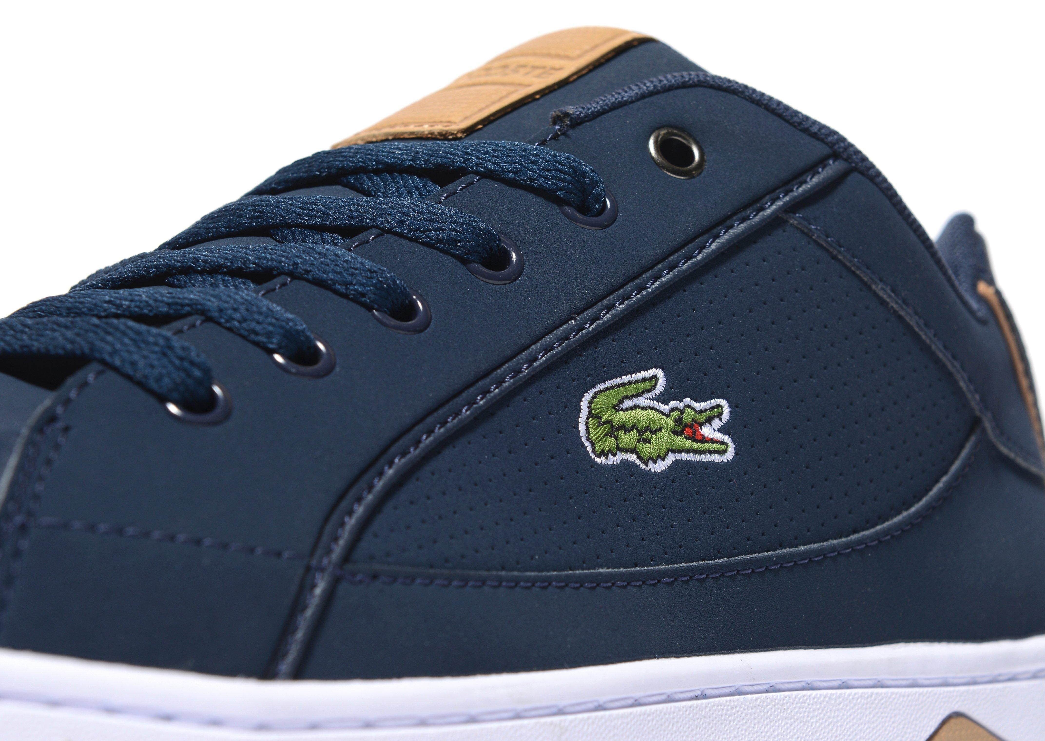 Lacoste Synthetic Deviation Ii in Navy