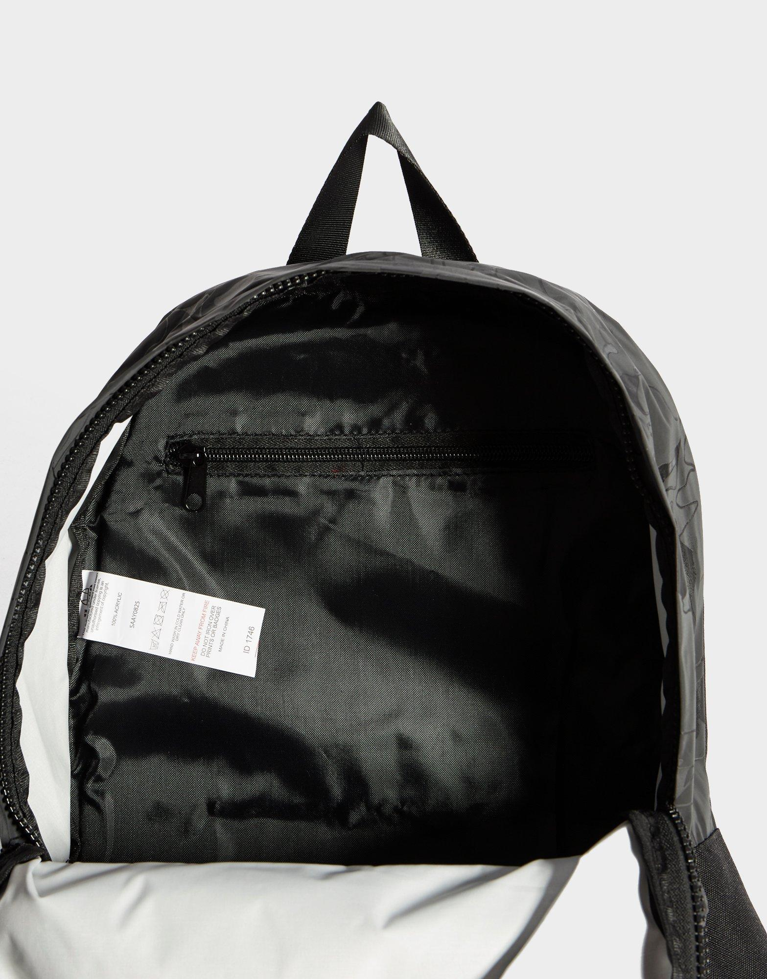 Ellesse Synthetic Camo Backpack in Black for Men
