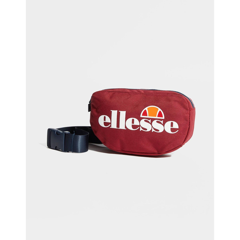 Ellesse Delo Waist Bag in Red Lyst