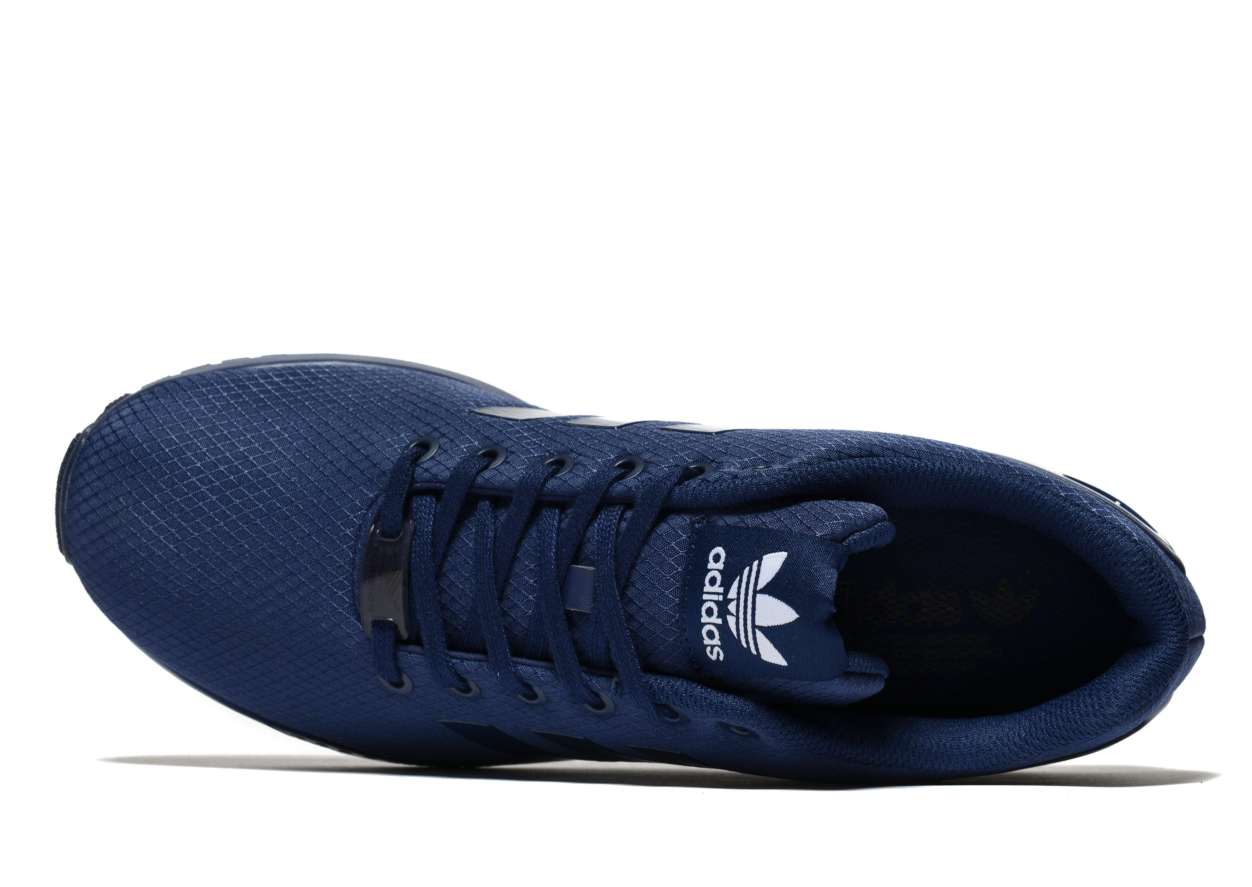 more photos 73e1f 4d680 adidas Originals Zx Flux Ripstop in Blue for Men - Lyst