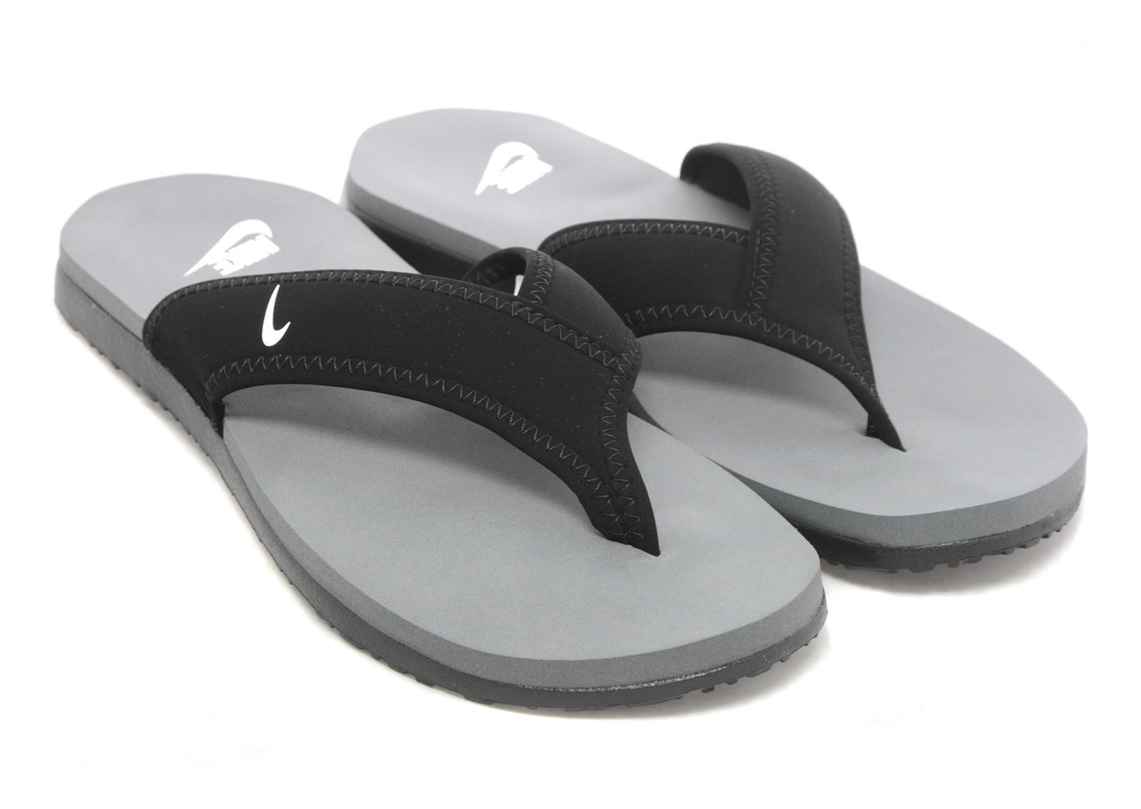 Nike Celso Thong Sandals In Black For Men - Lyst-3335