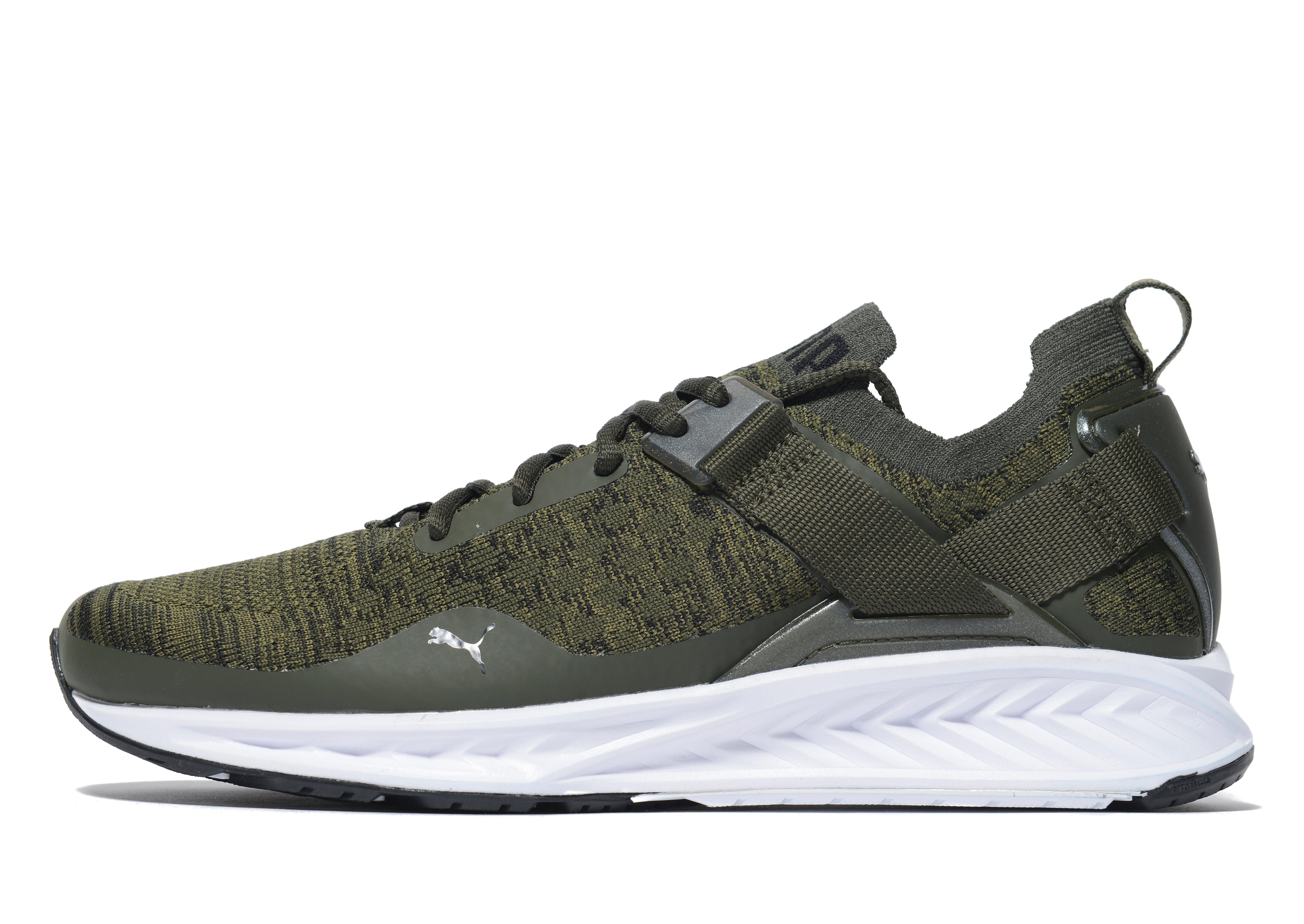 release date: e811b 36876 PUMA Green Ignite Evoknit for men