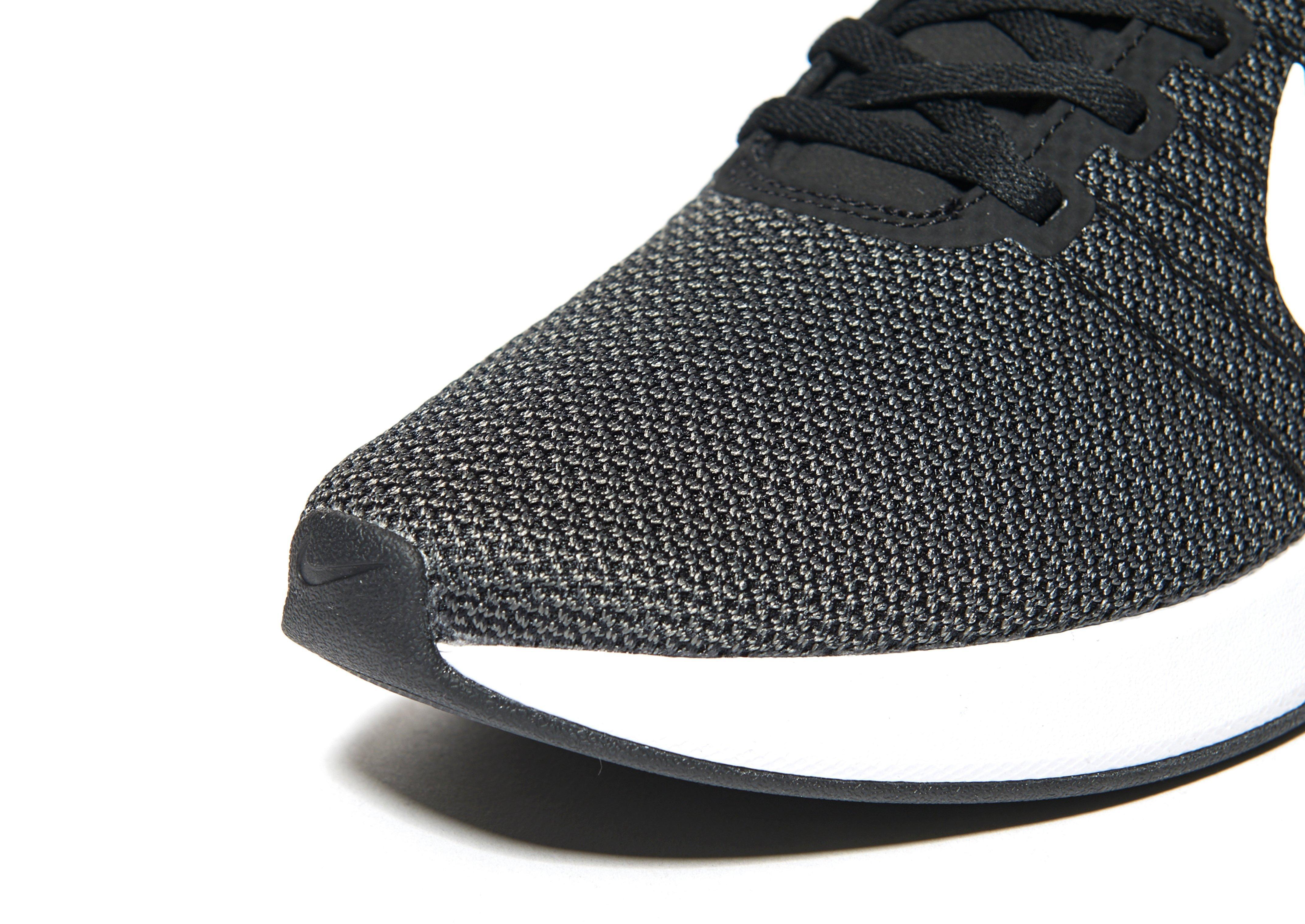 Nike Suede Dualtone Racer in Black for Men