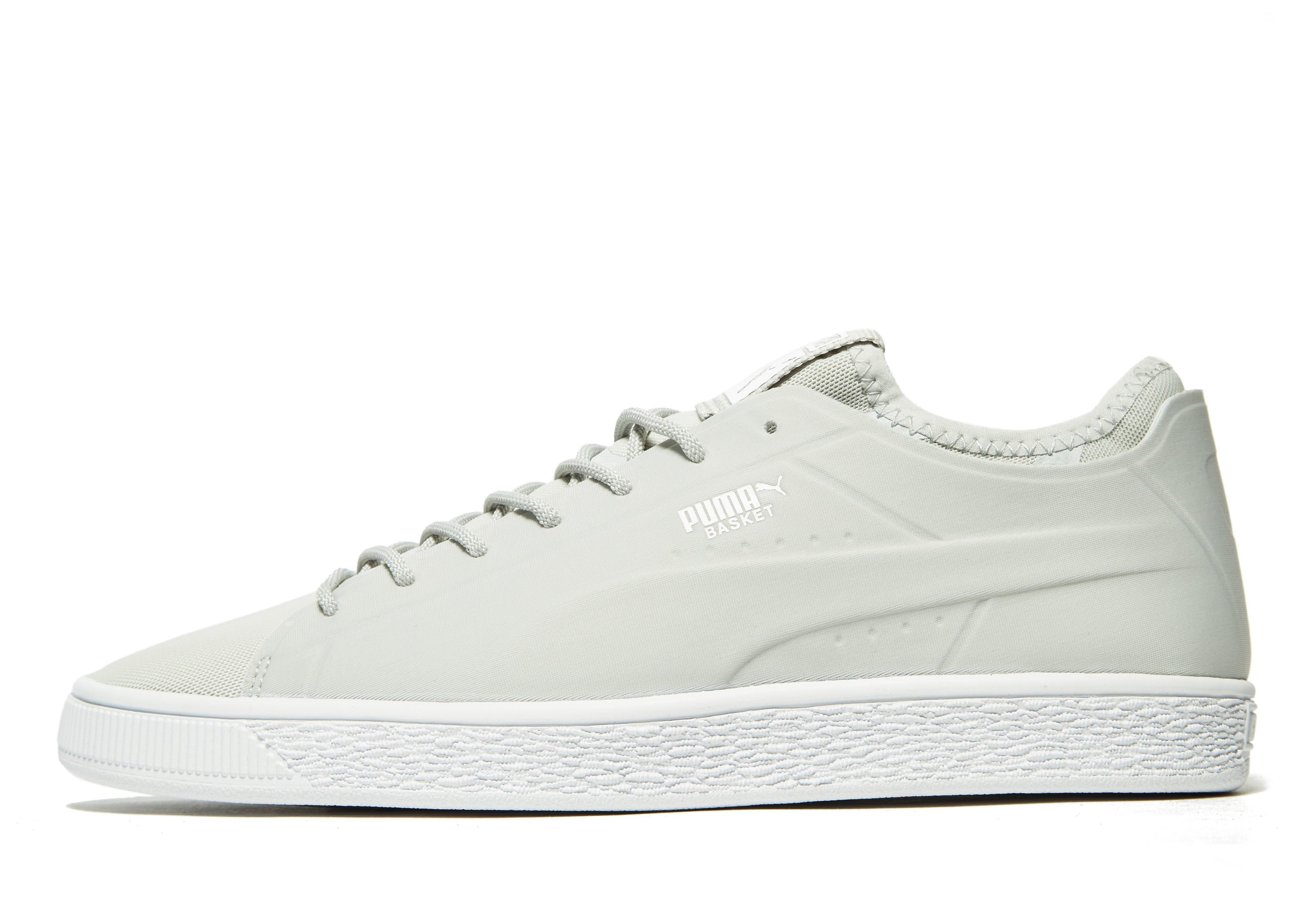 new product a0469 14dce Lyst - PUMA Basket Sock in Gray