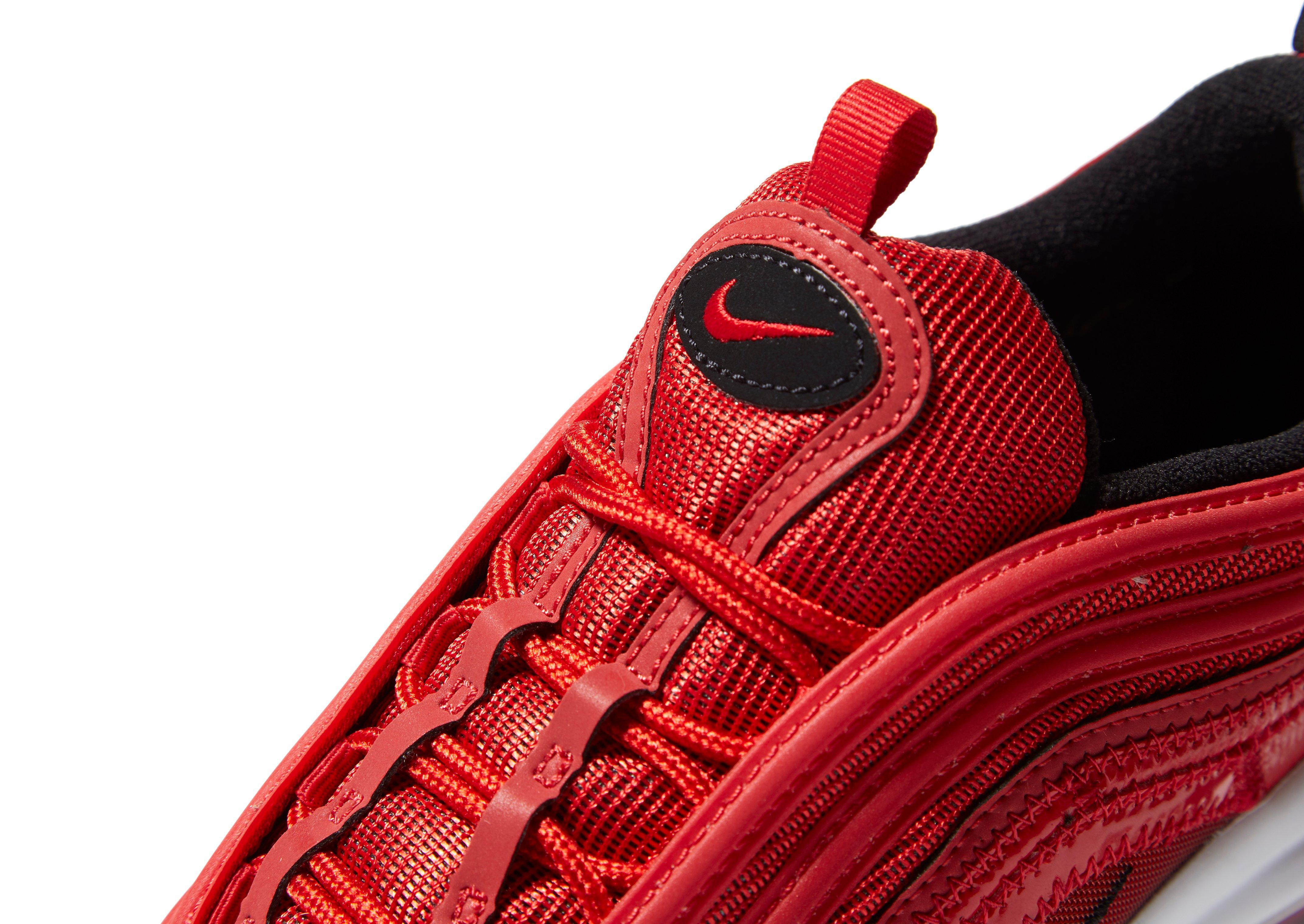 outlet store 3c58d 8f90b Men's Red Air Max 97 Cr7