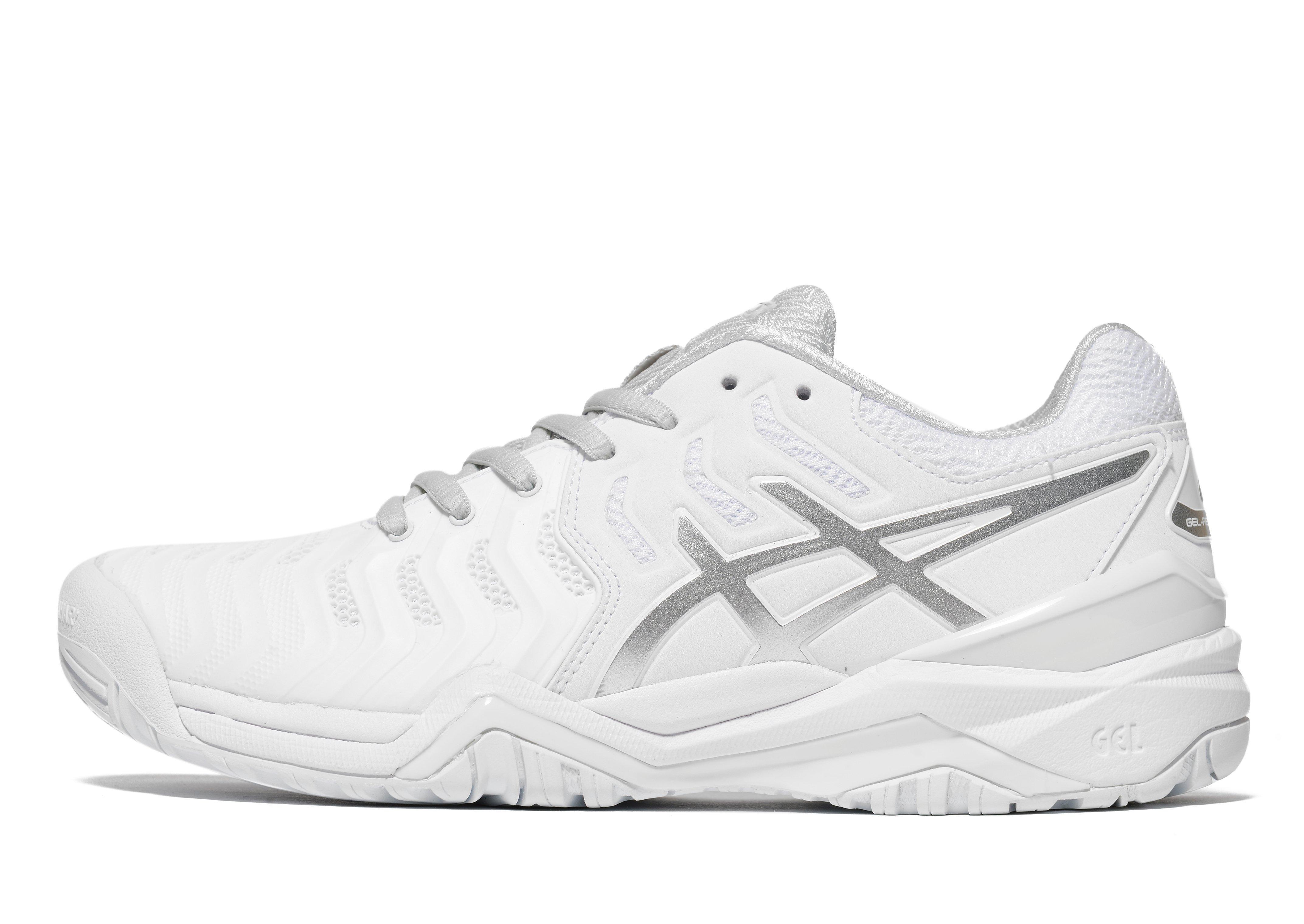 9c99369f399 Asics Gel-resolution 7 Tennis in White for Men - Lyst