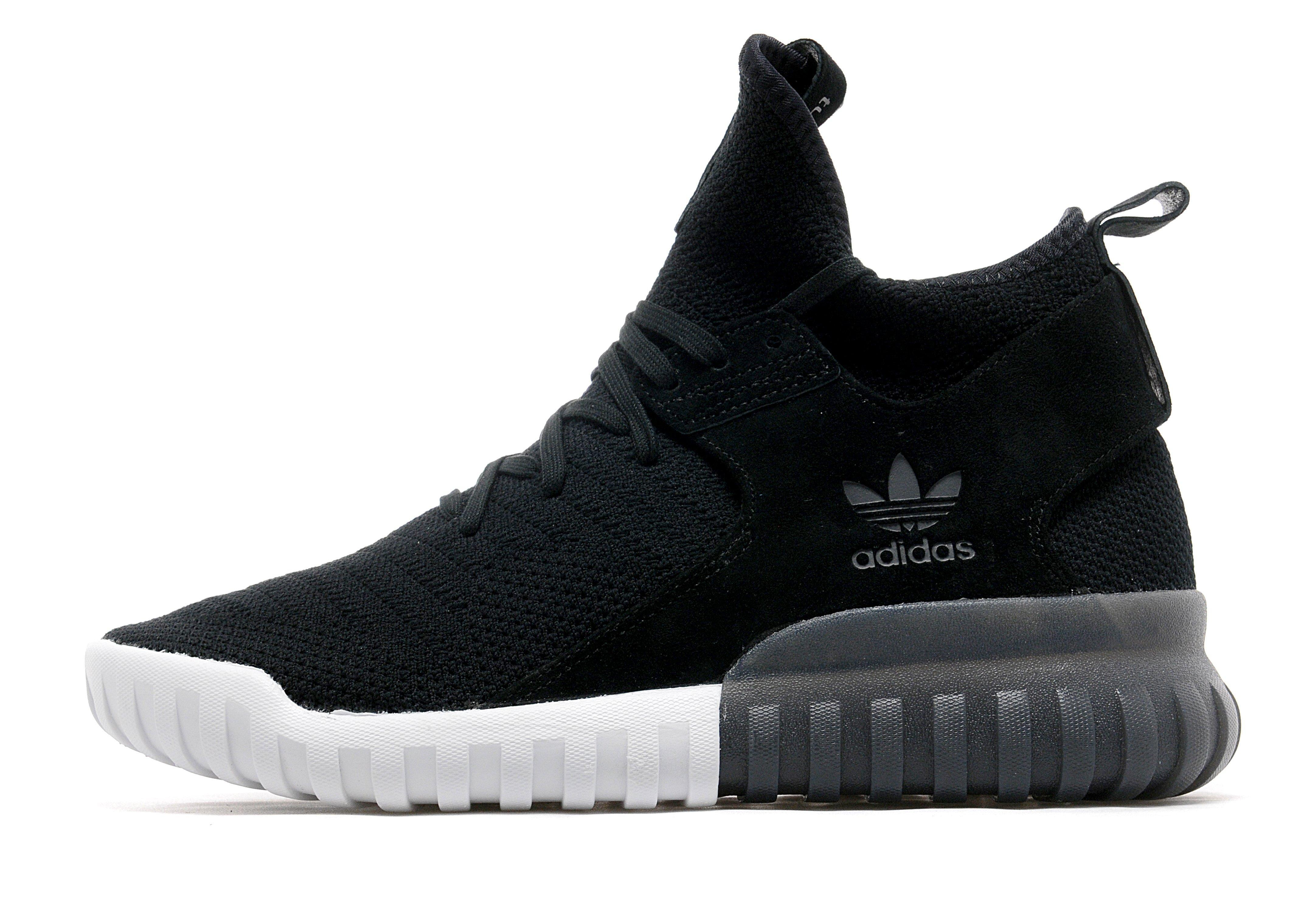 0151e7ed9904 Lyst - adidas Originals Tubular X Primeknit in Black for Men