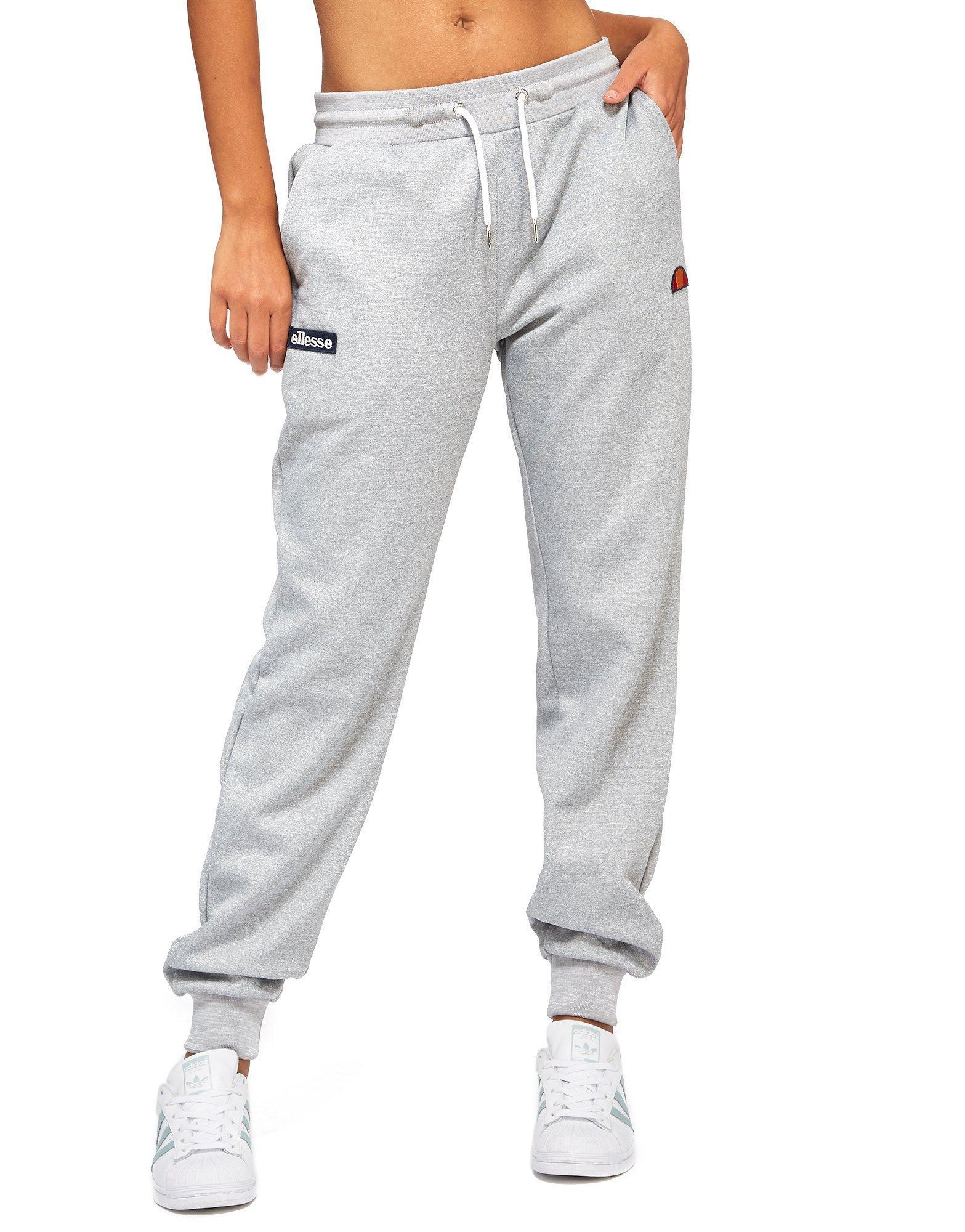 a6321ce339 Ellesse White Jema Track Pants