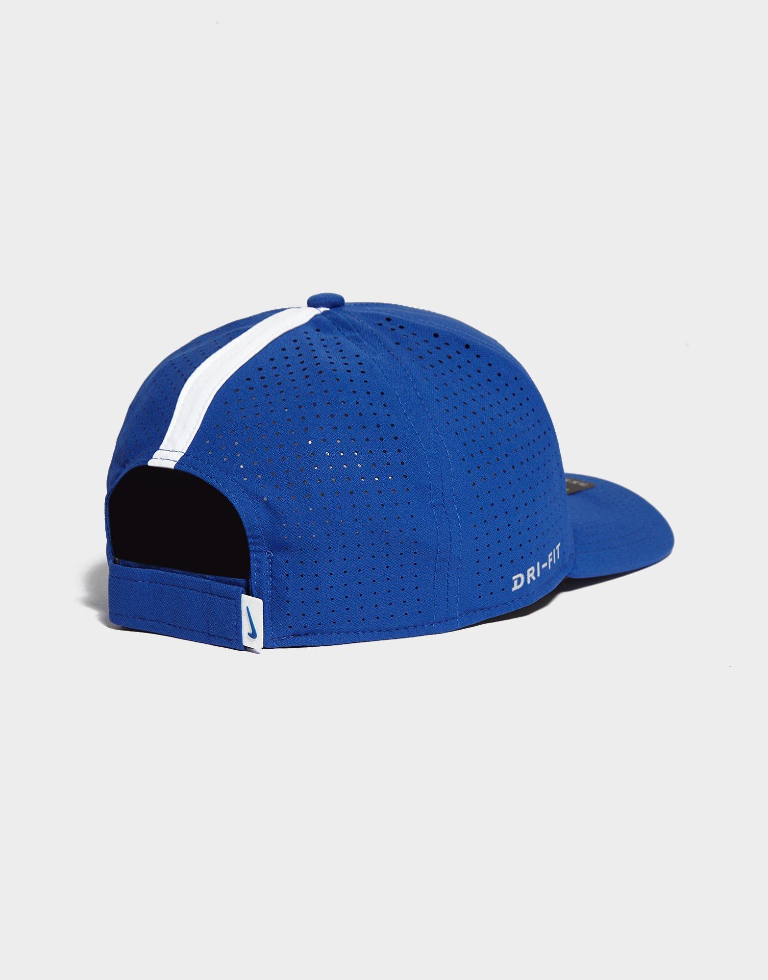 Lyst Nike Chelsea Fc Aerobill Clic99 Cap In Blue For Men 041009763bd8