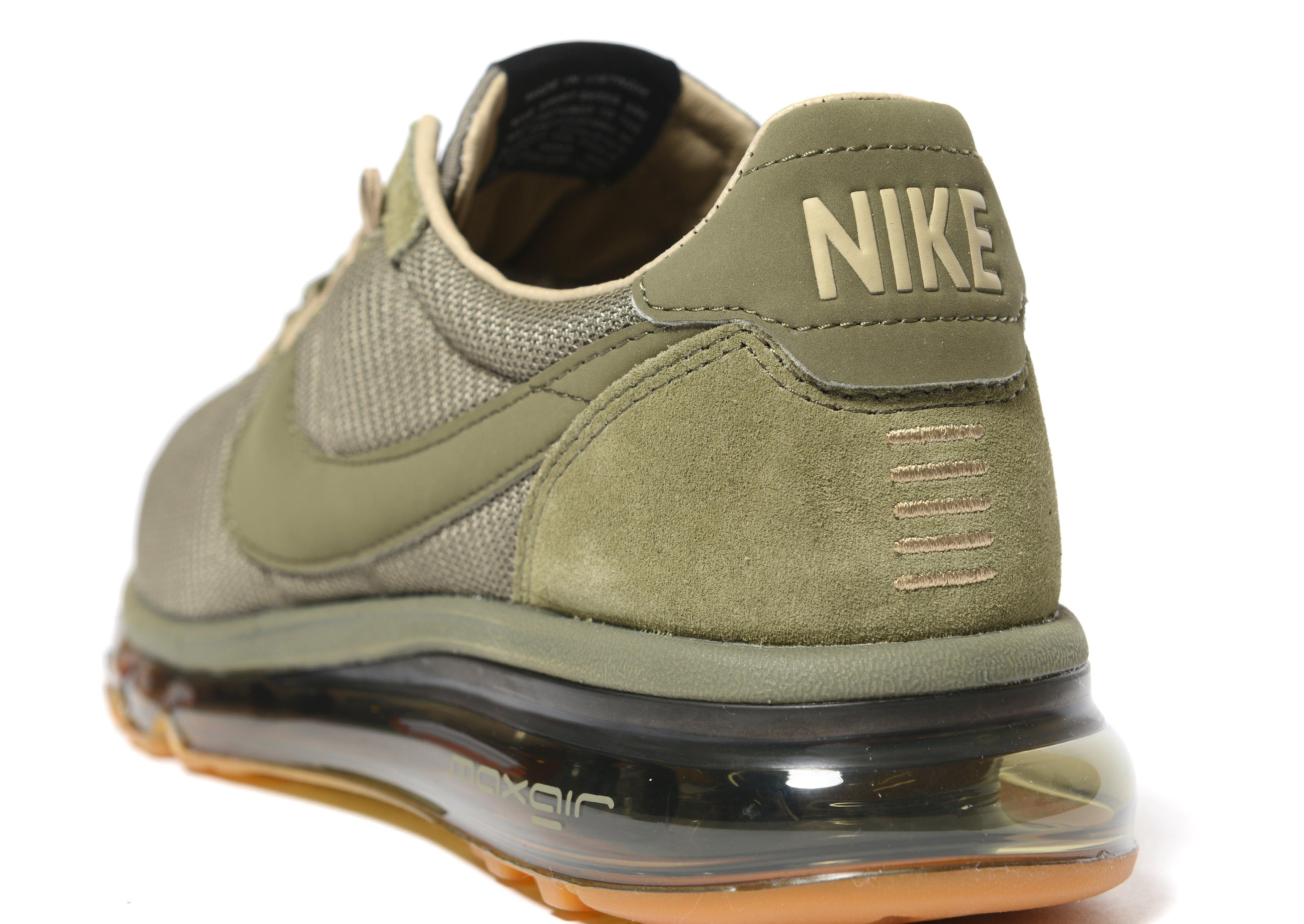 lyst nike air max ld zero in green for men. Black Bedroom Furniture Sets. Home Design Ideas