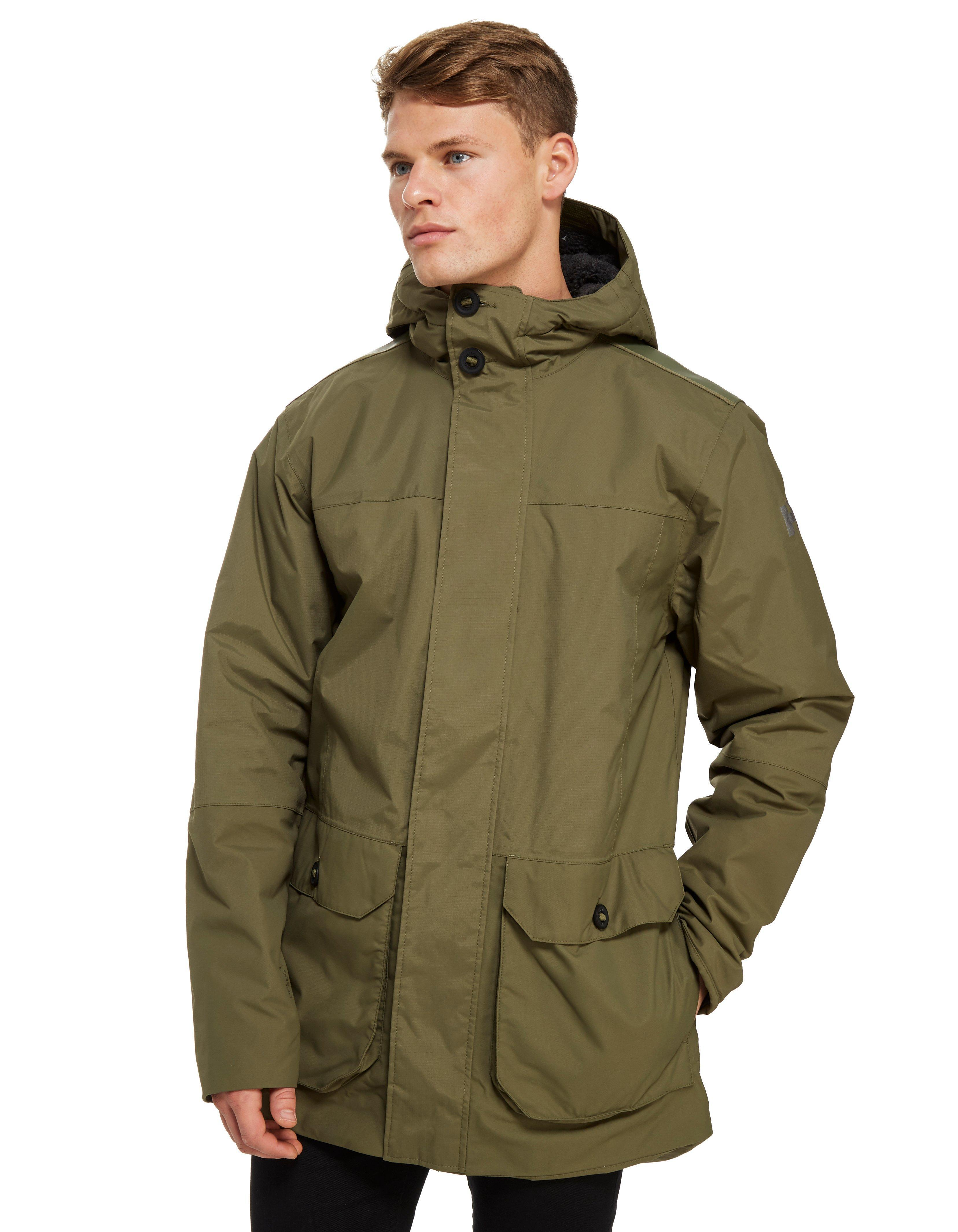 Helly Hansen Waterproof Killarney Parka Jacket