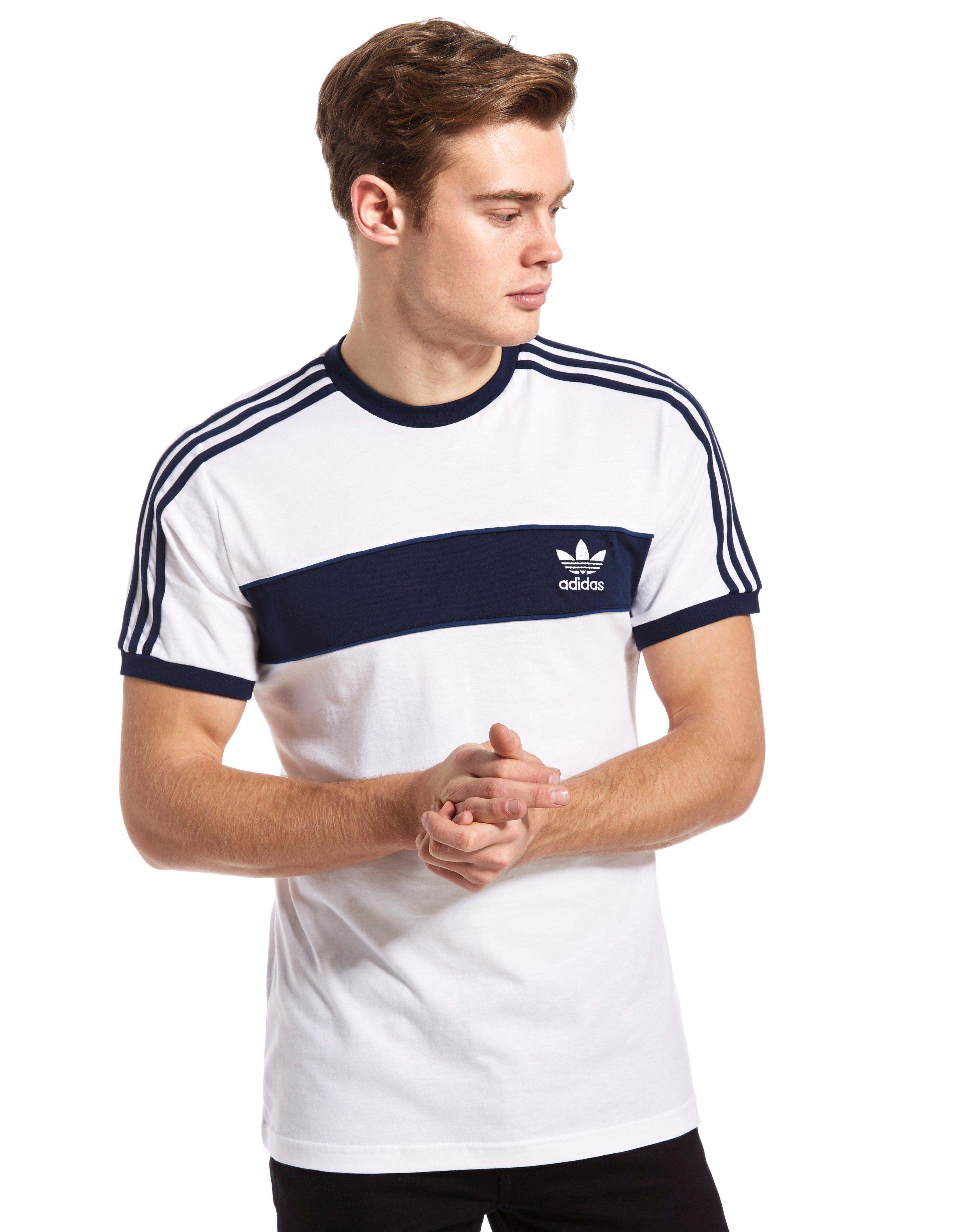 Lyst Adidas Originals Mexico Panel camiseta en camiseta en 19958 azul para hombre b4bcecd - temperaturamning.website