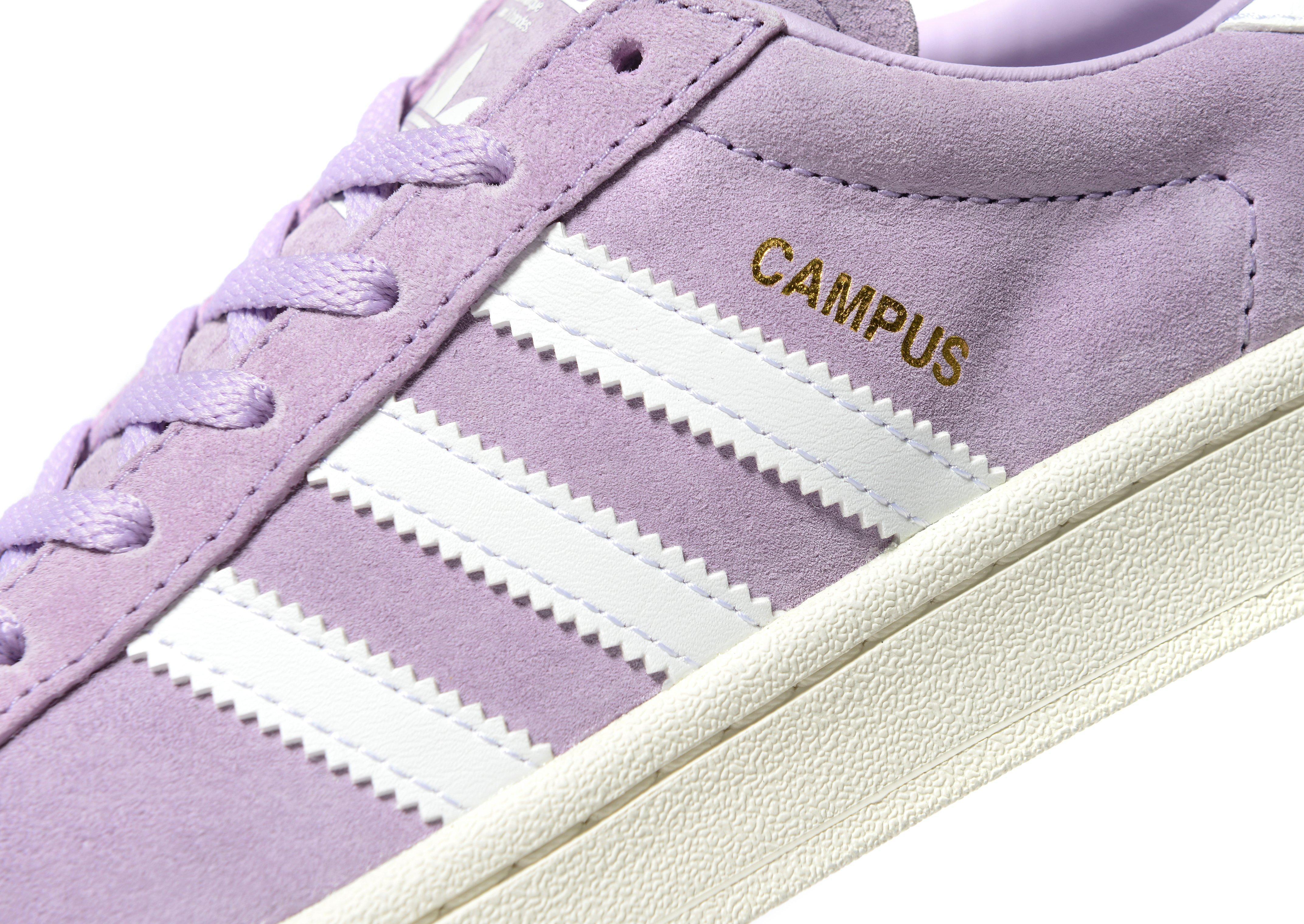 adidas campus viola