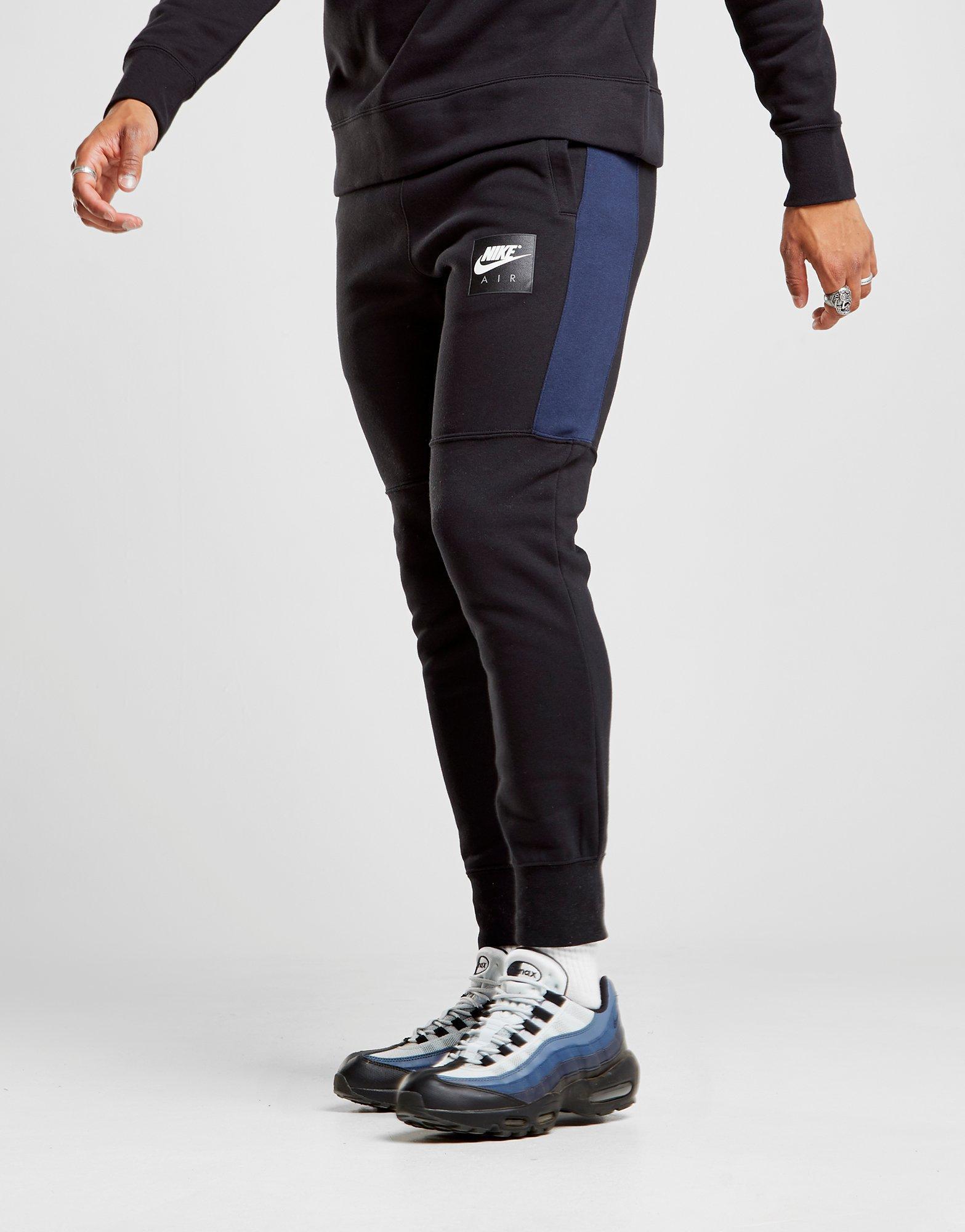 nike fleece air jogger