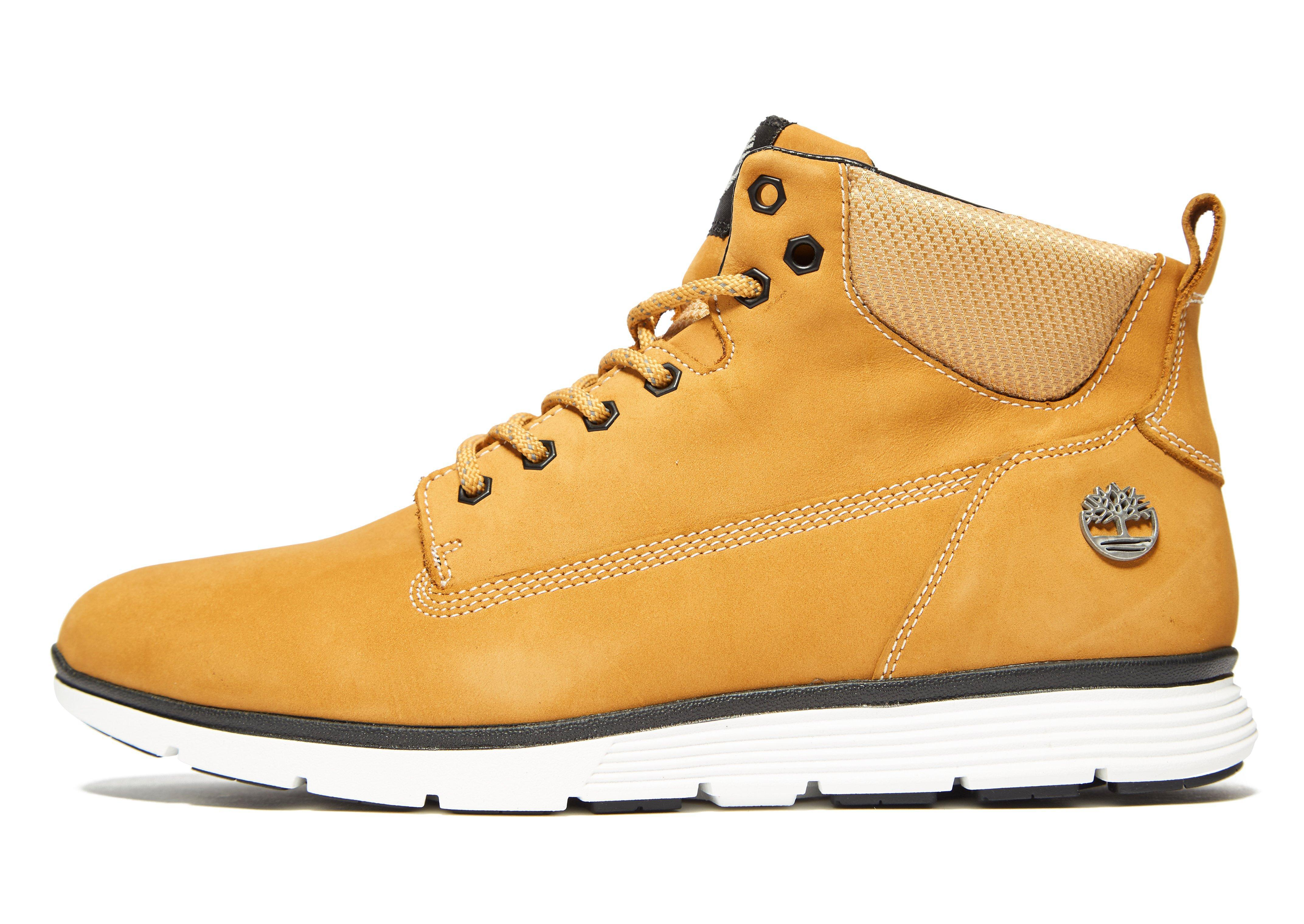 Leather Timberland Shoes Mens