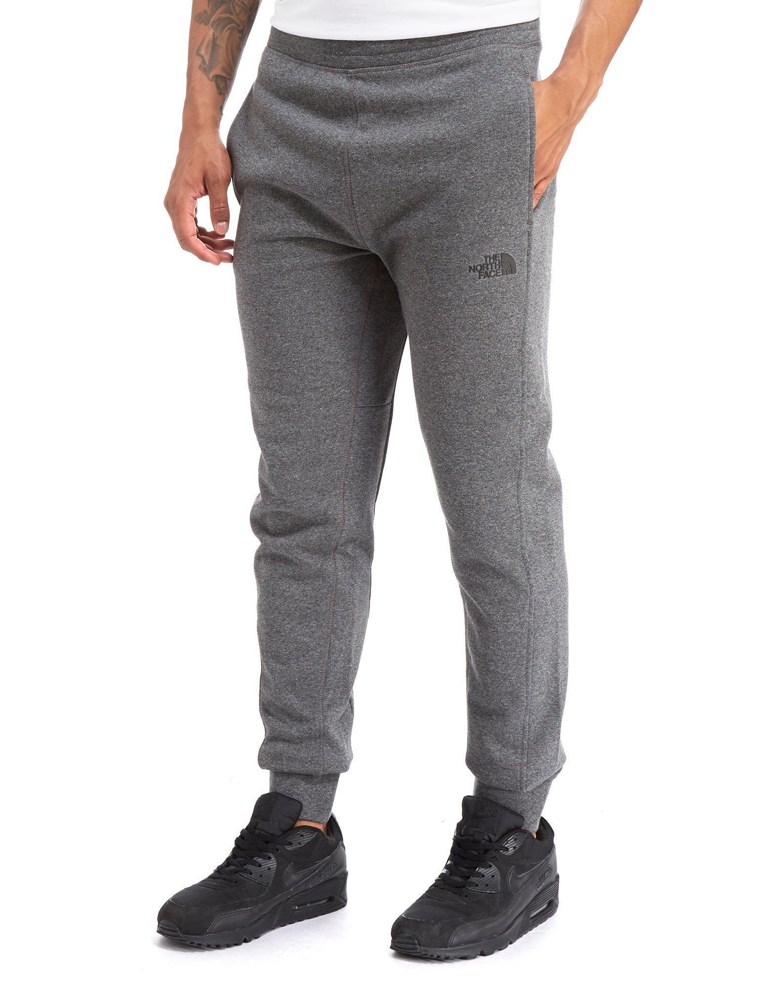 b52f605b2 The North Face Bondi 17 Fleece Tracksuit Pants in Gray for Men - Lyst