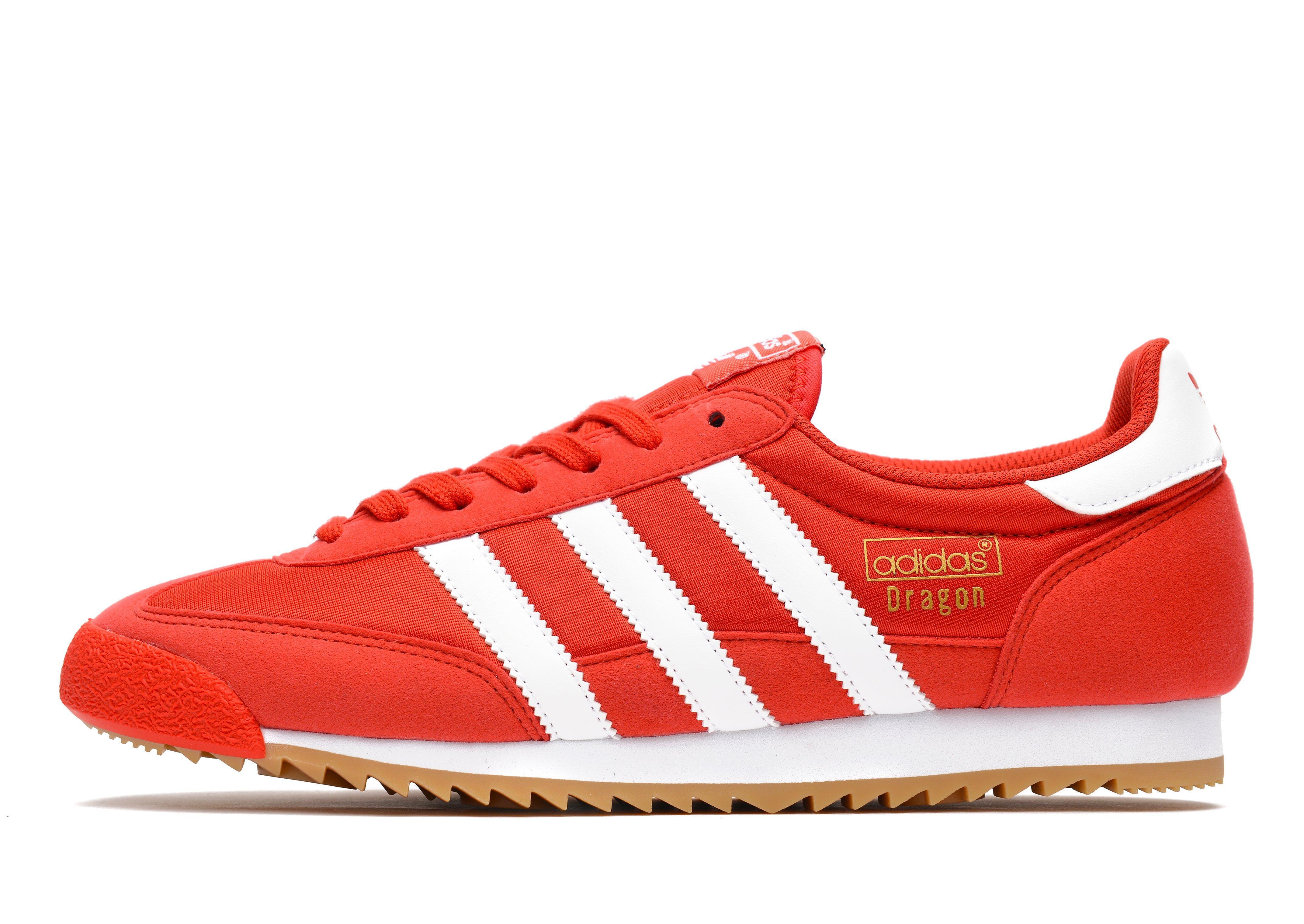 adidas dragons red