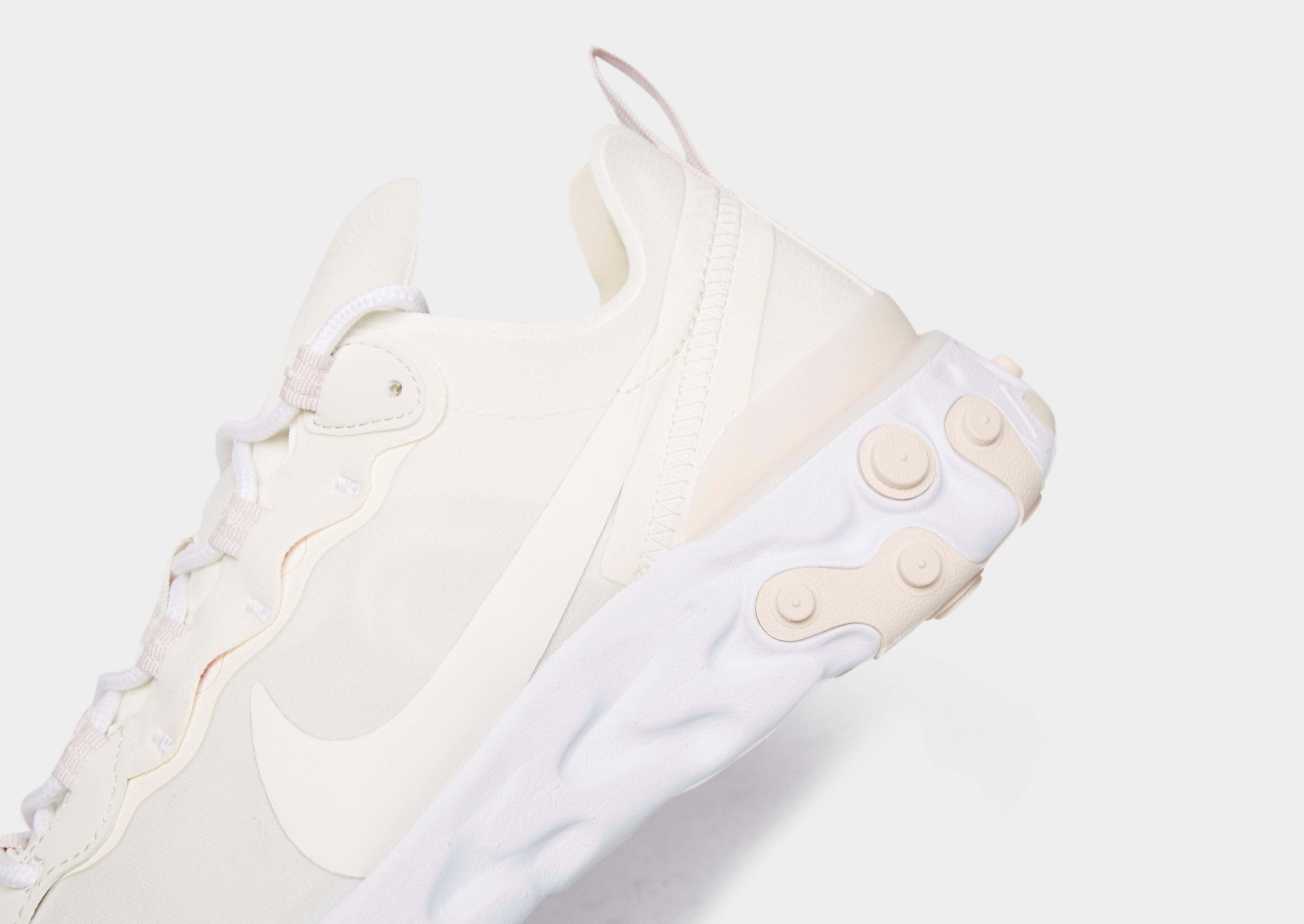 React Element 55 para mujer Nike de color Blanco