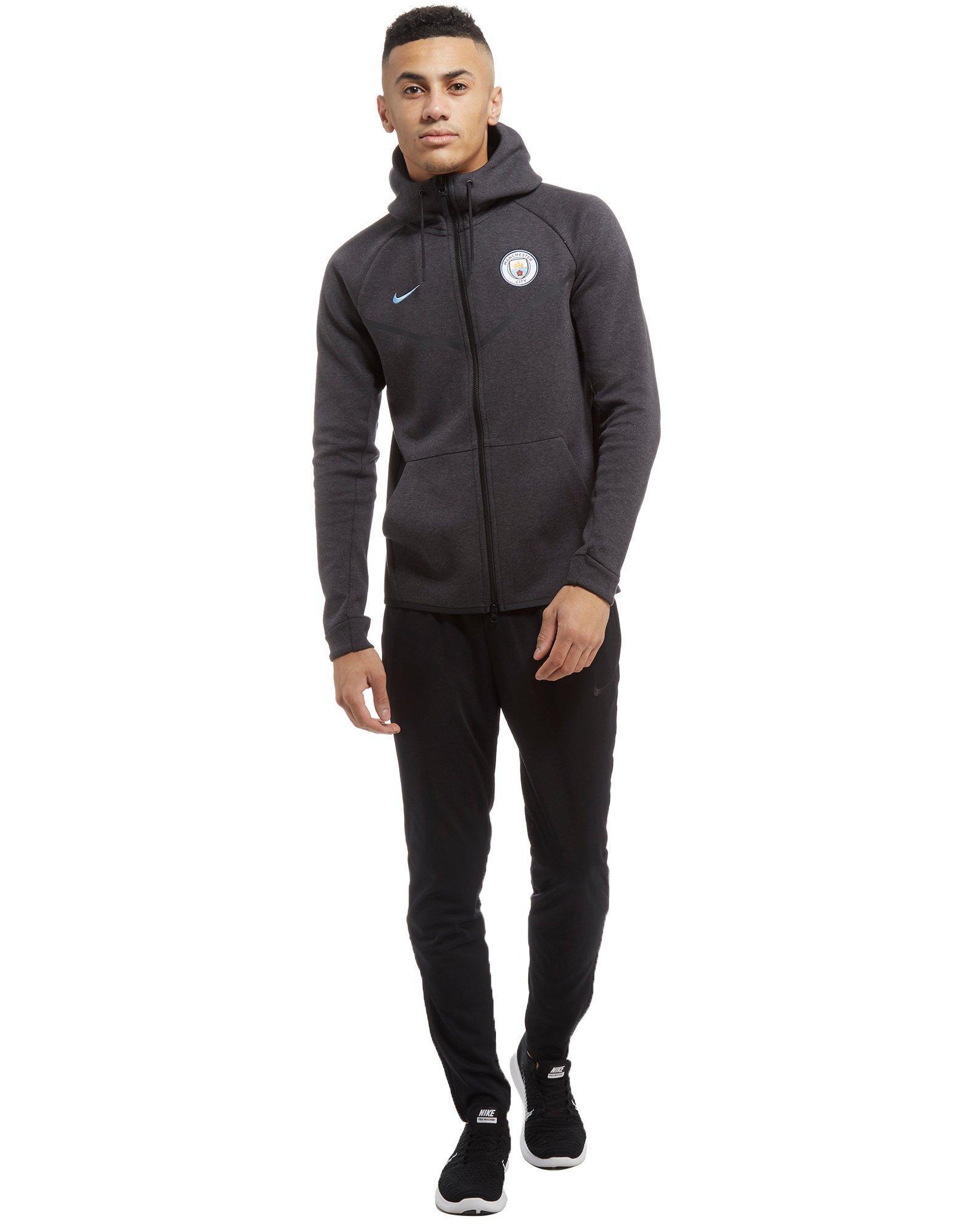 Nike Sportswear Manchester City FC Tech Fleece Hoodie Herren