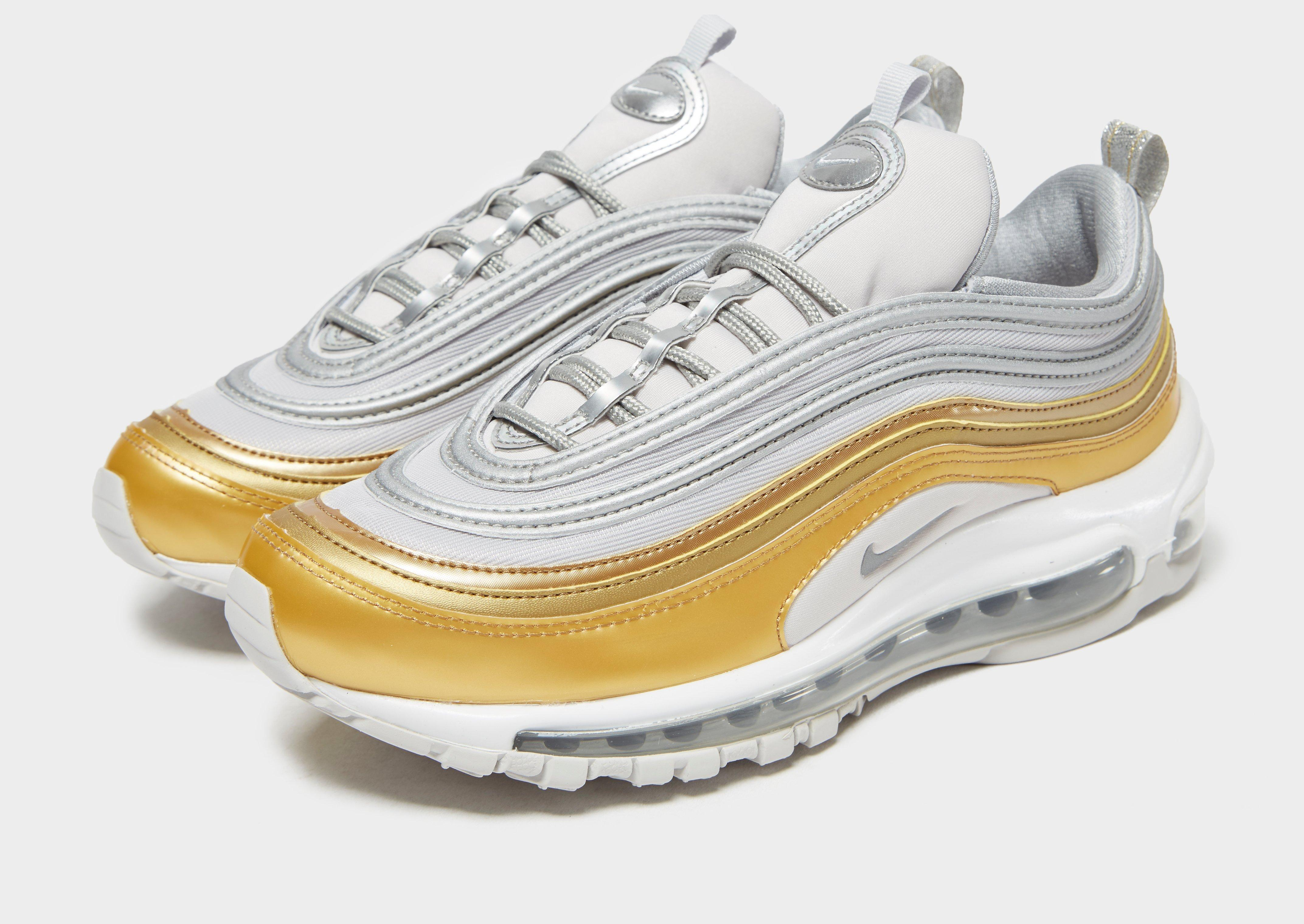 c22b287c22b16 ... get nike metallic air max 97 se sneakers lyst. view fullscreen 038c0  af351