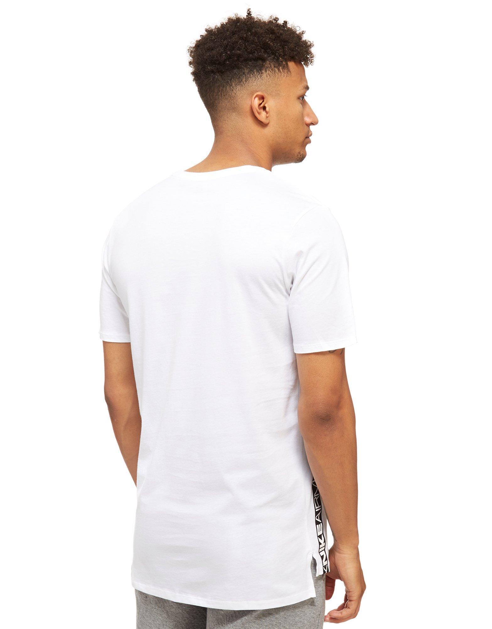 Nike White Air Max Tape T shirt for men