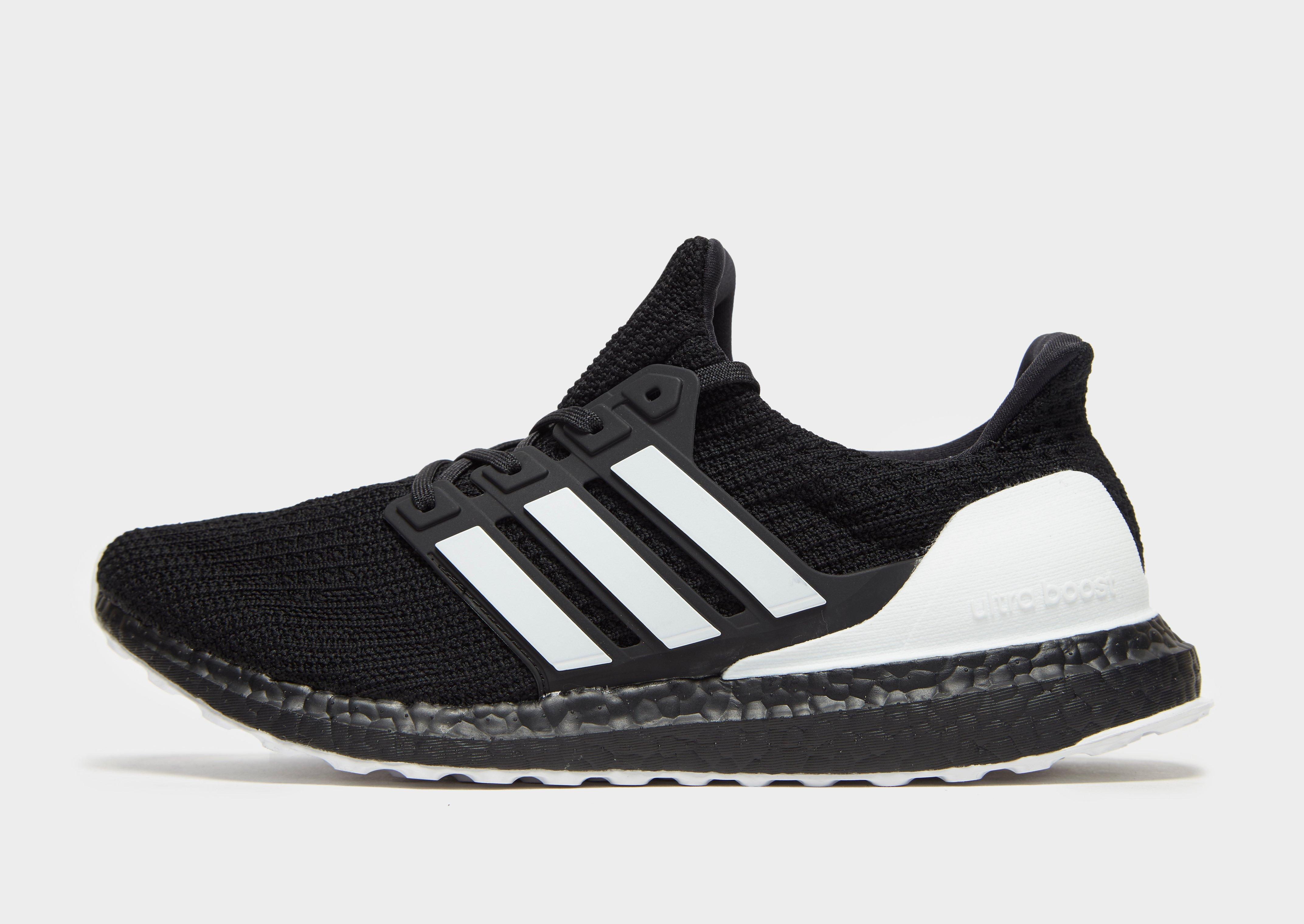 promo code 1c9d1 59f9e adidas Synthetic Ultra Boost Dna in Black/White (Black) for ...